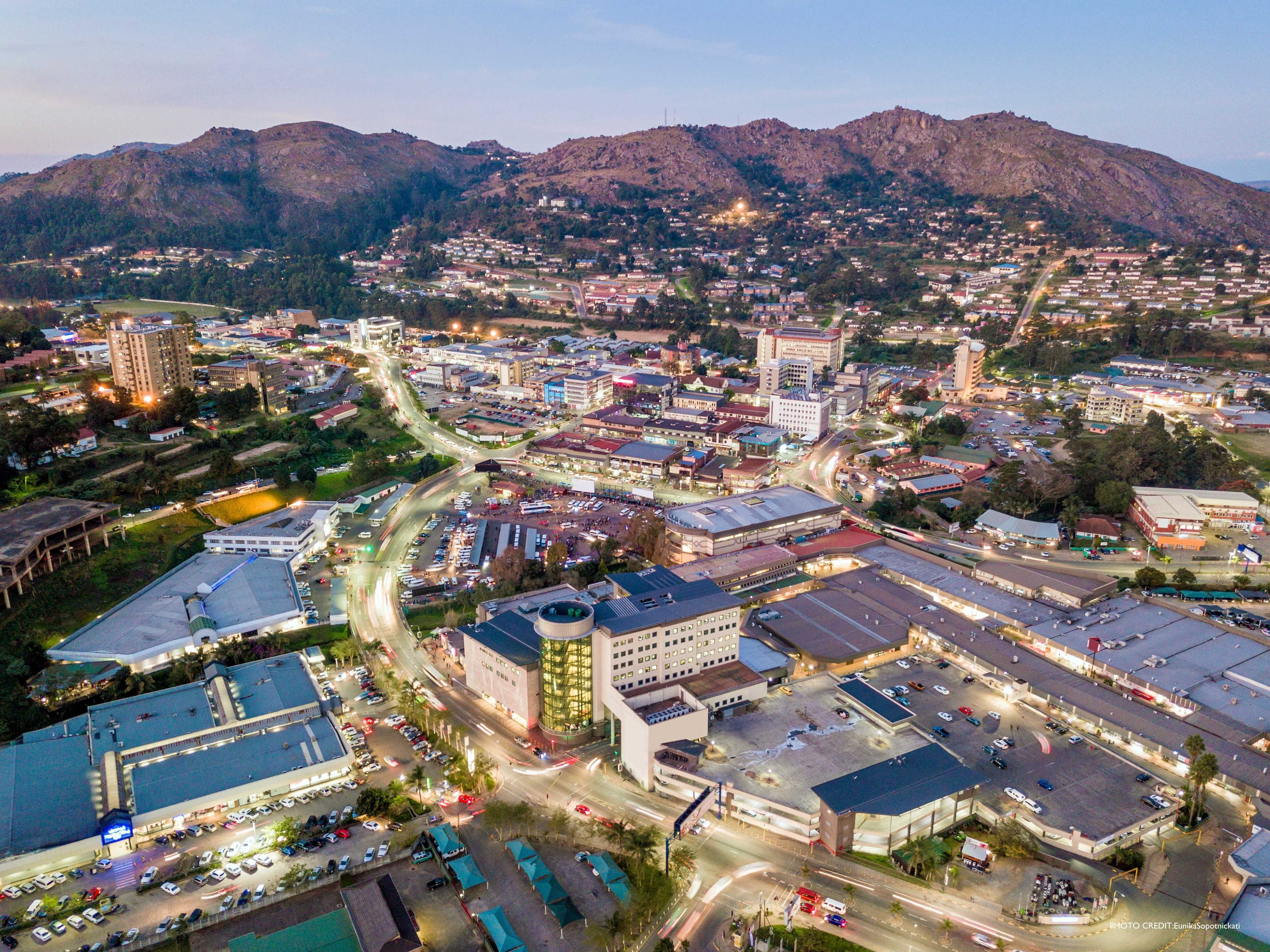 Downtown Mbabane