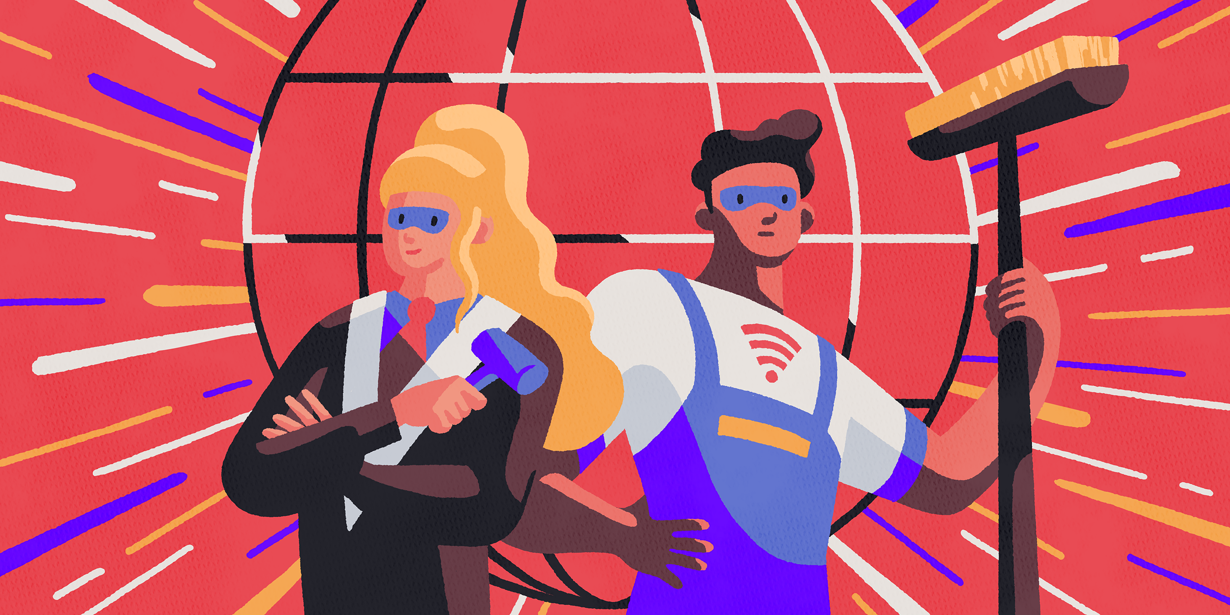 Your Speech, Their Rules: Meet the People Who Guard the Internet