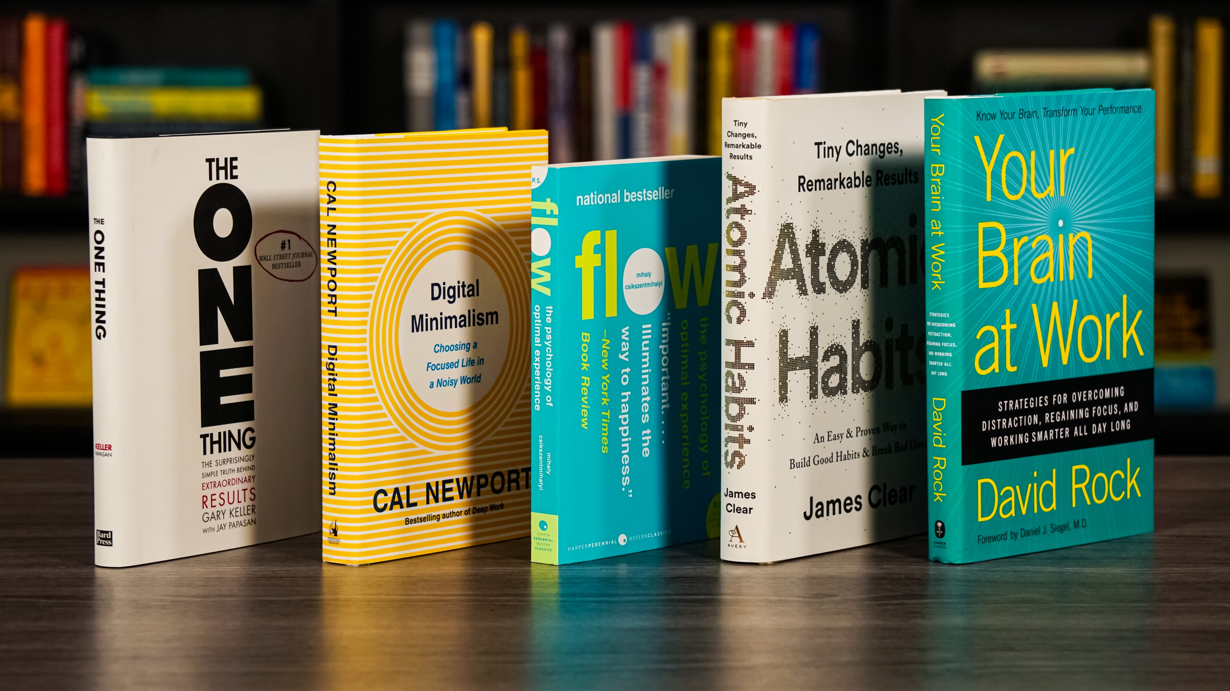 The 5 Best Productivity Books To Read In 2021