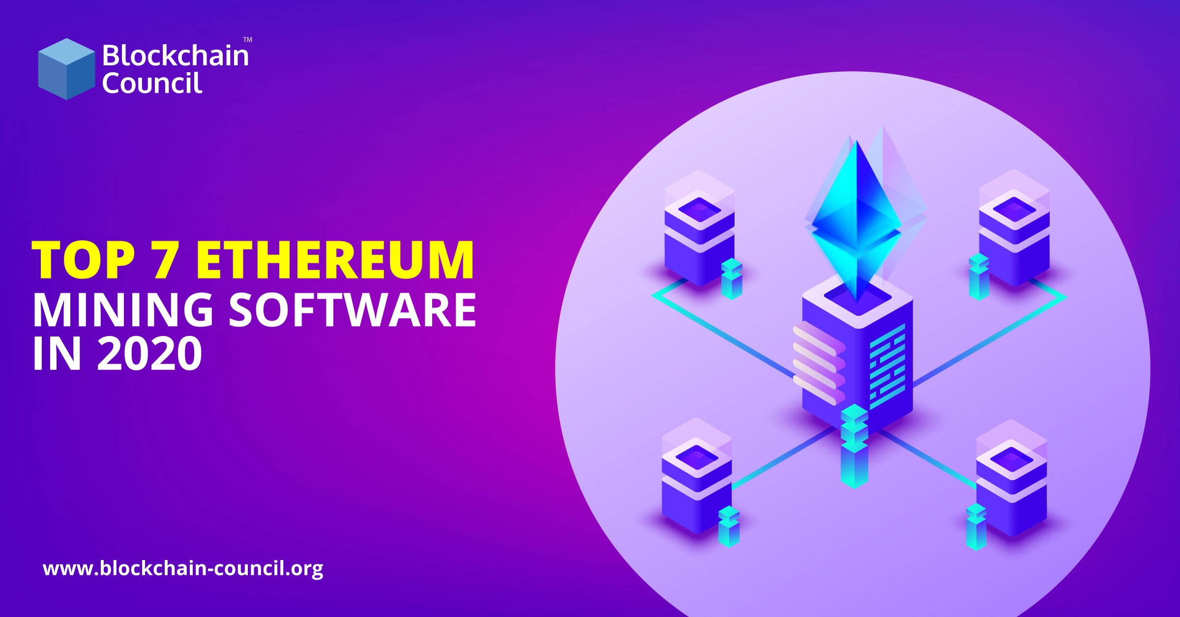 Top 7 Ethereum Mining Software In 2020 By Sophia Casey The Capital Medium