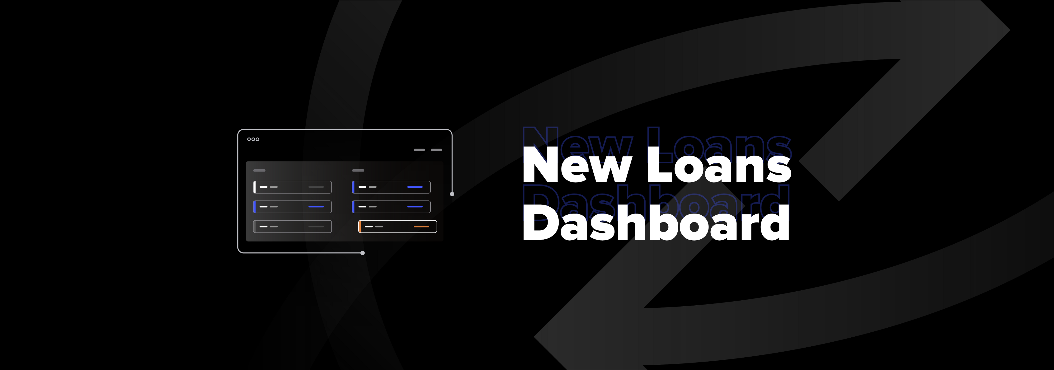 Users can manage all their loans in the new dashboard!