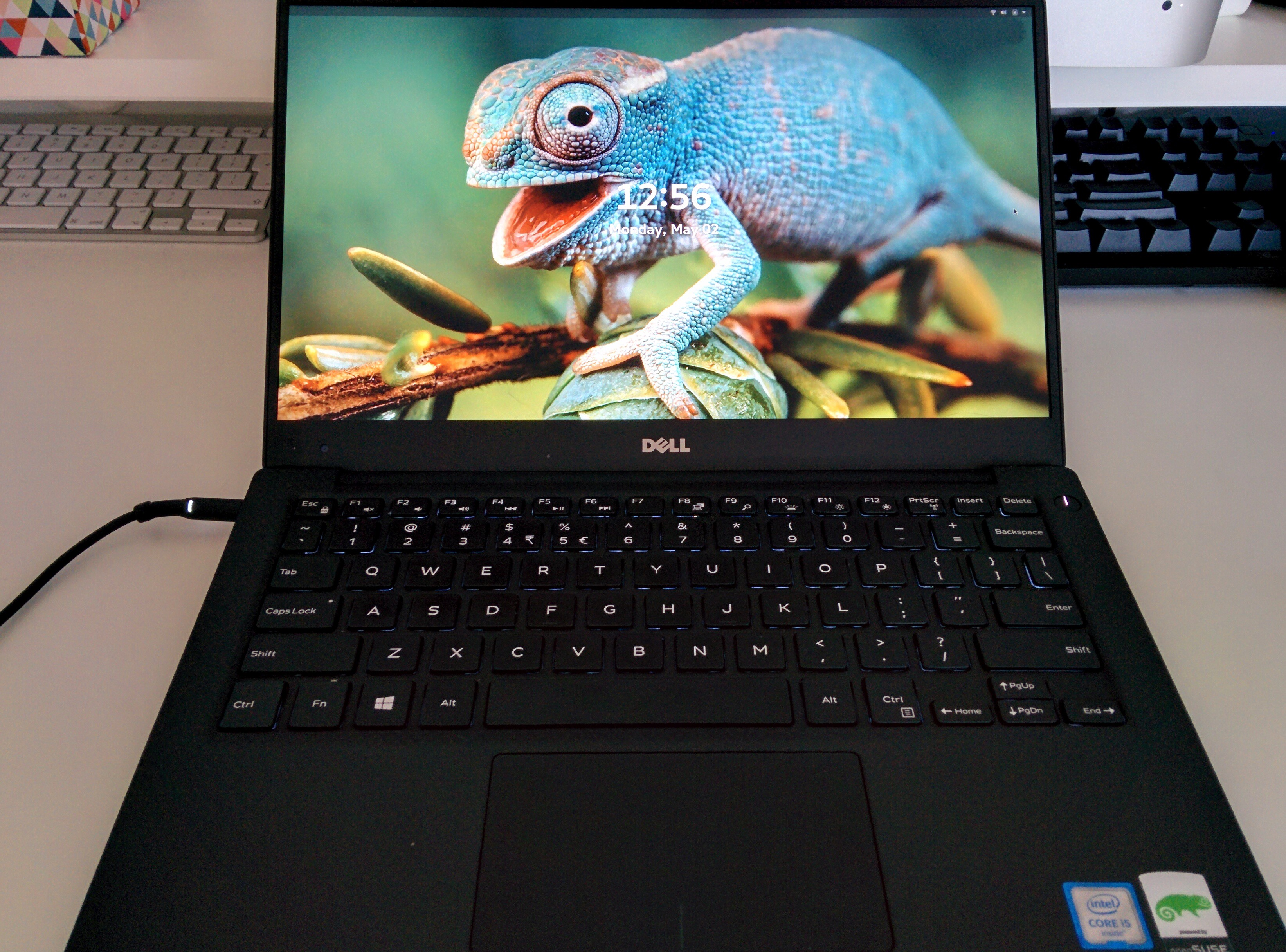 Installing Tumbleweed on the Dell XPS 13 - Mauro Morales - Medium