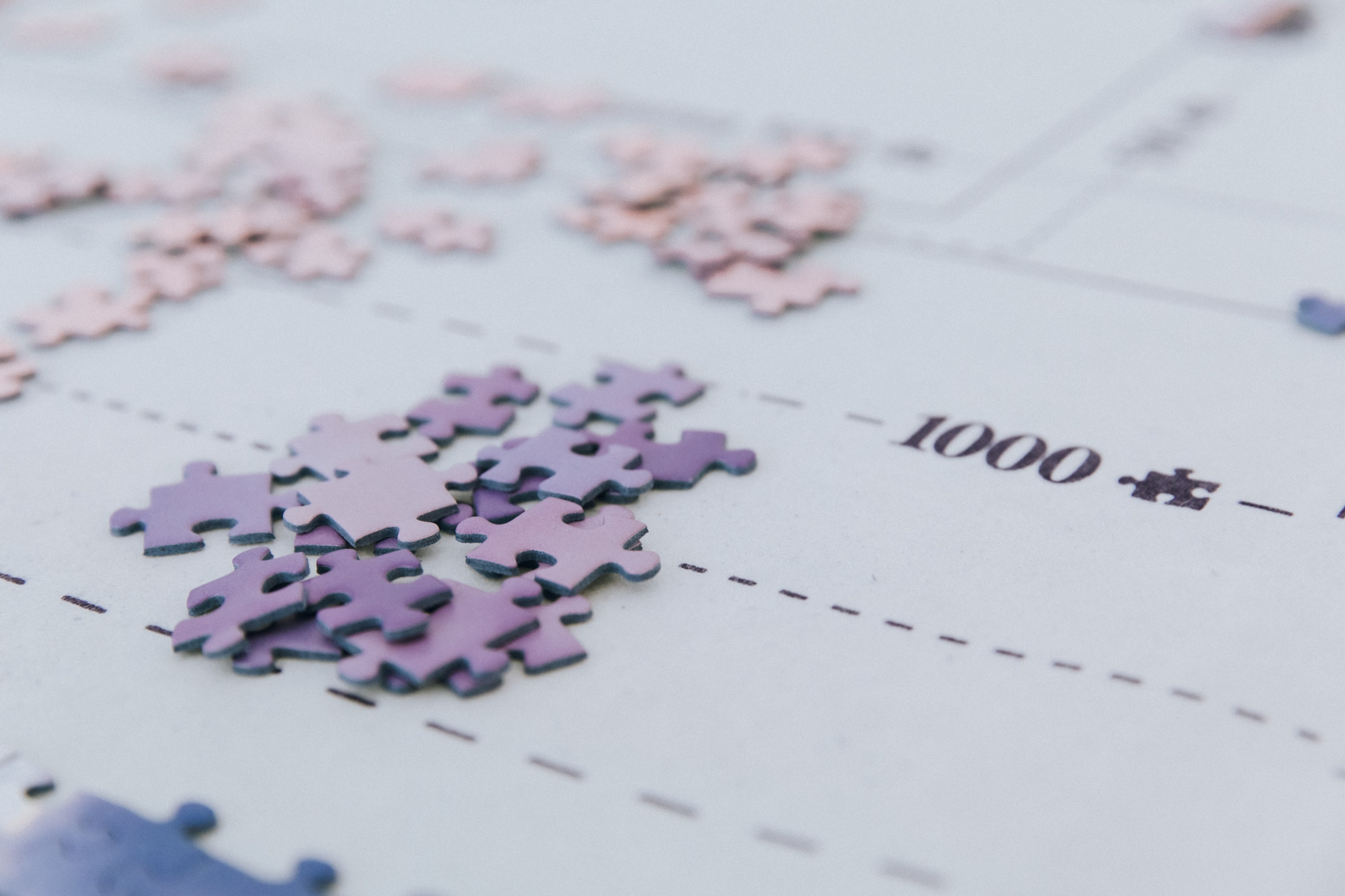 6 Reasons Why You Should Start a 1.000 Pieces Puzzle Right Now