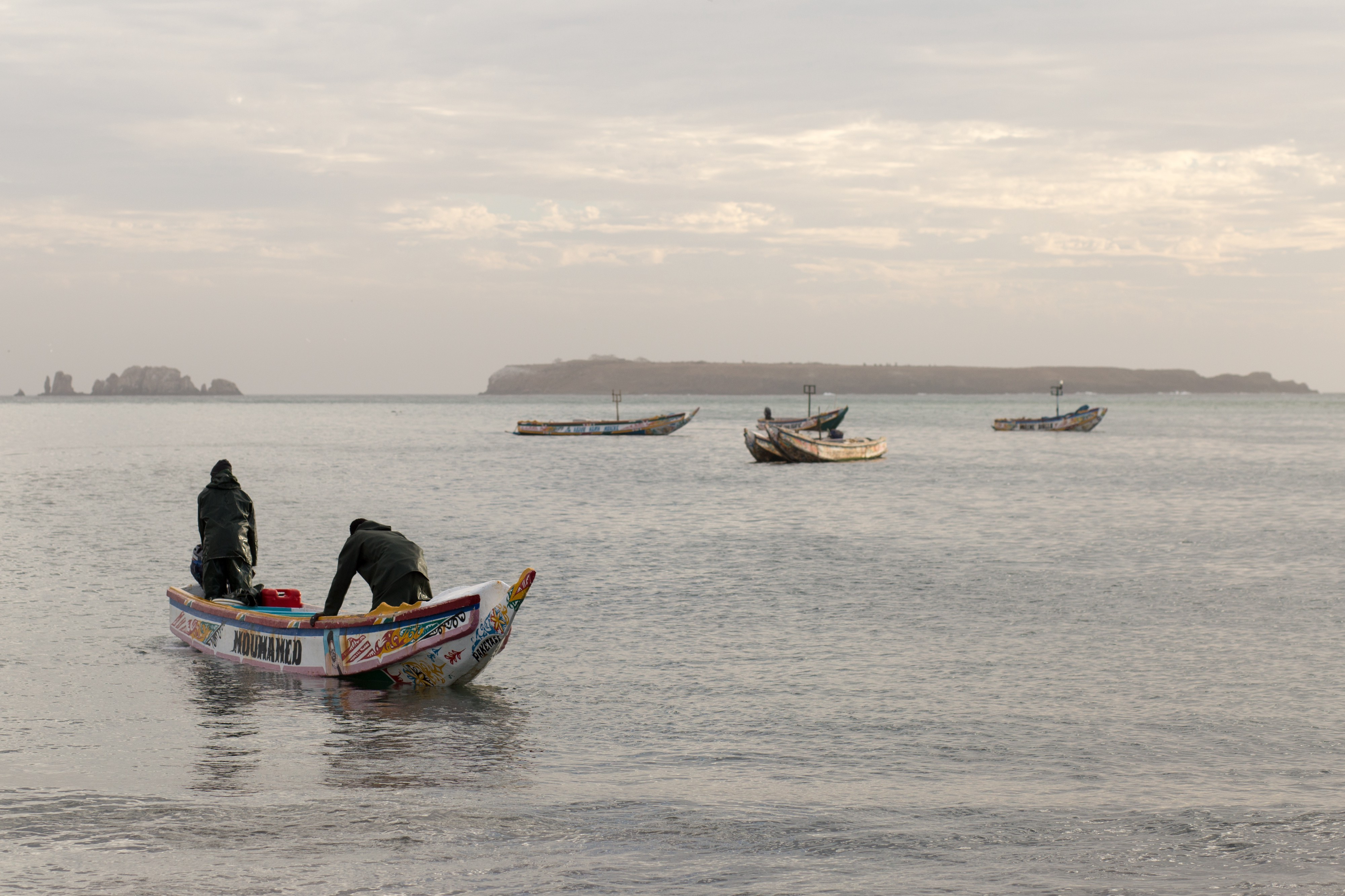 Overfished: In Senegal, empty nets lead to hunger and violence