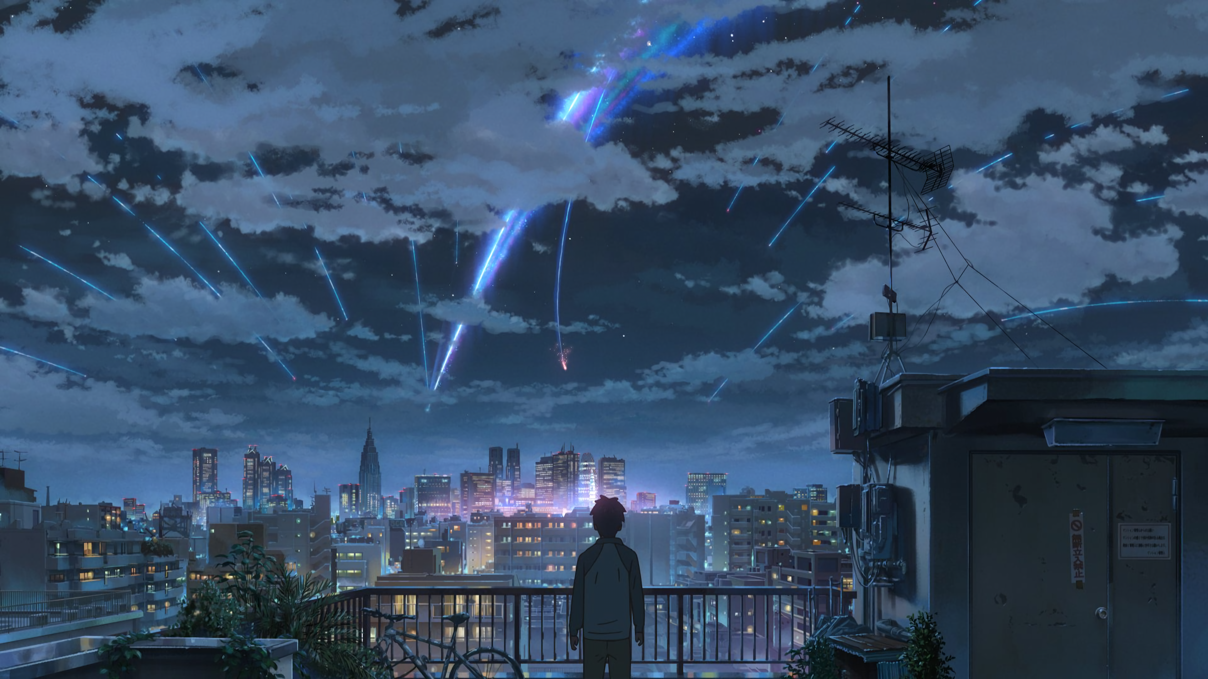 Your Name Is The Most Exciting Animated Movie I Ve Seen In Years By Alex Tolkin Medium