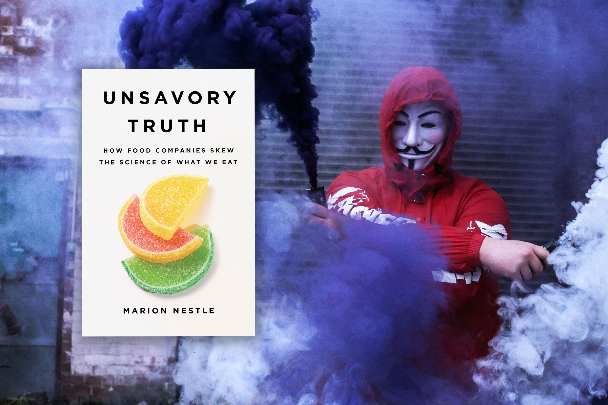 Book Review: Unsavory Truth by Marion Nestle - Brain Food