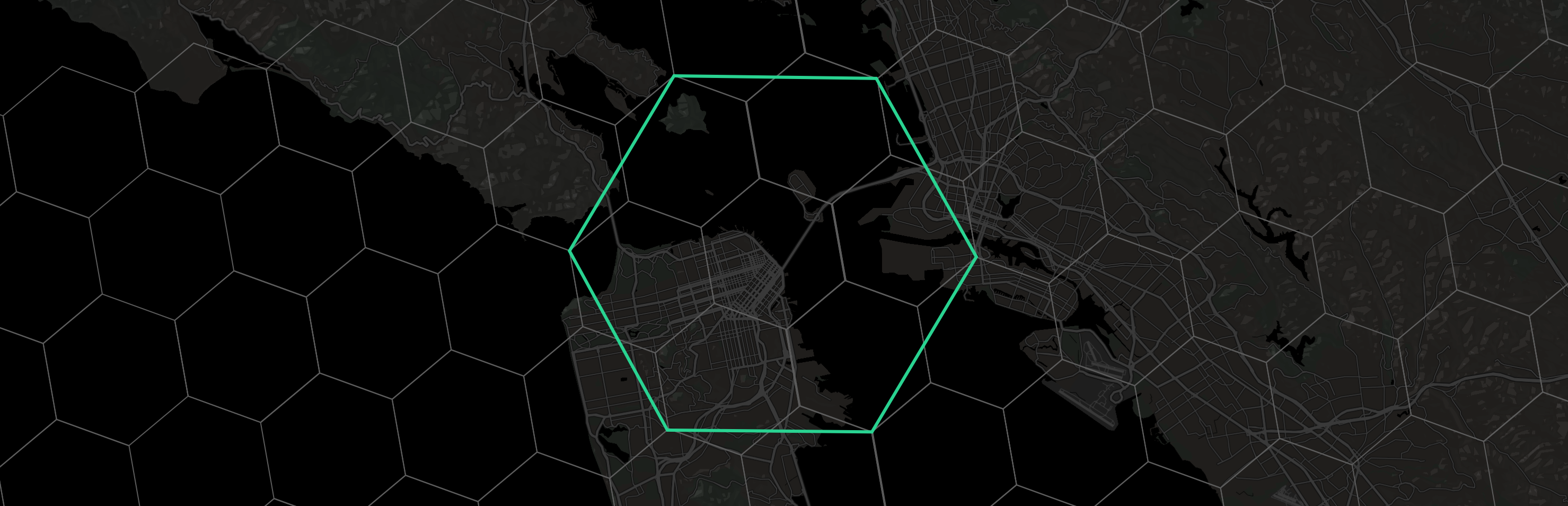 Mapping the World with Hexagons - The Helium Blog