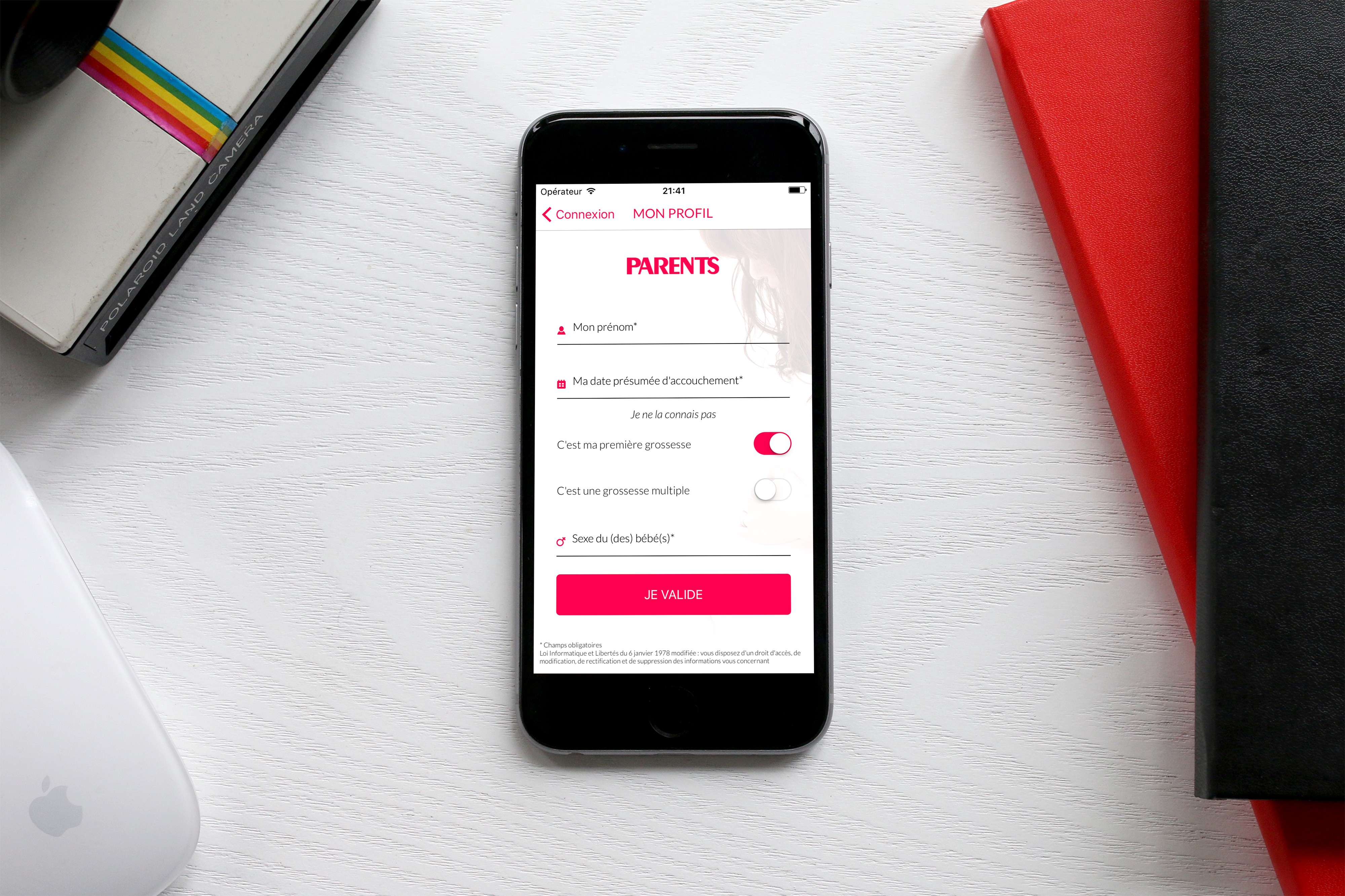 How to manage forms screens easily on iOS with Swift