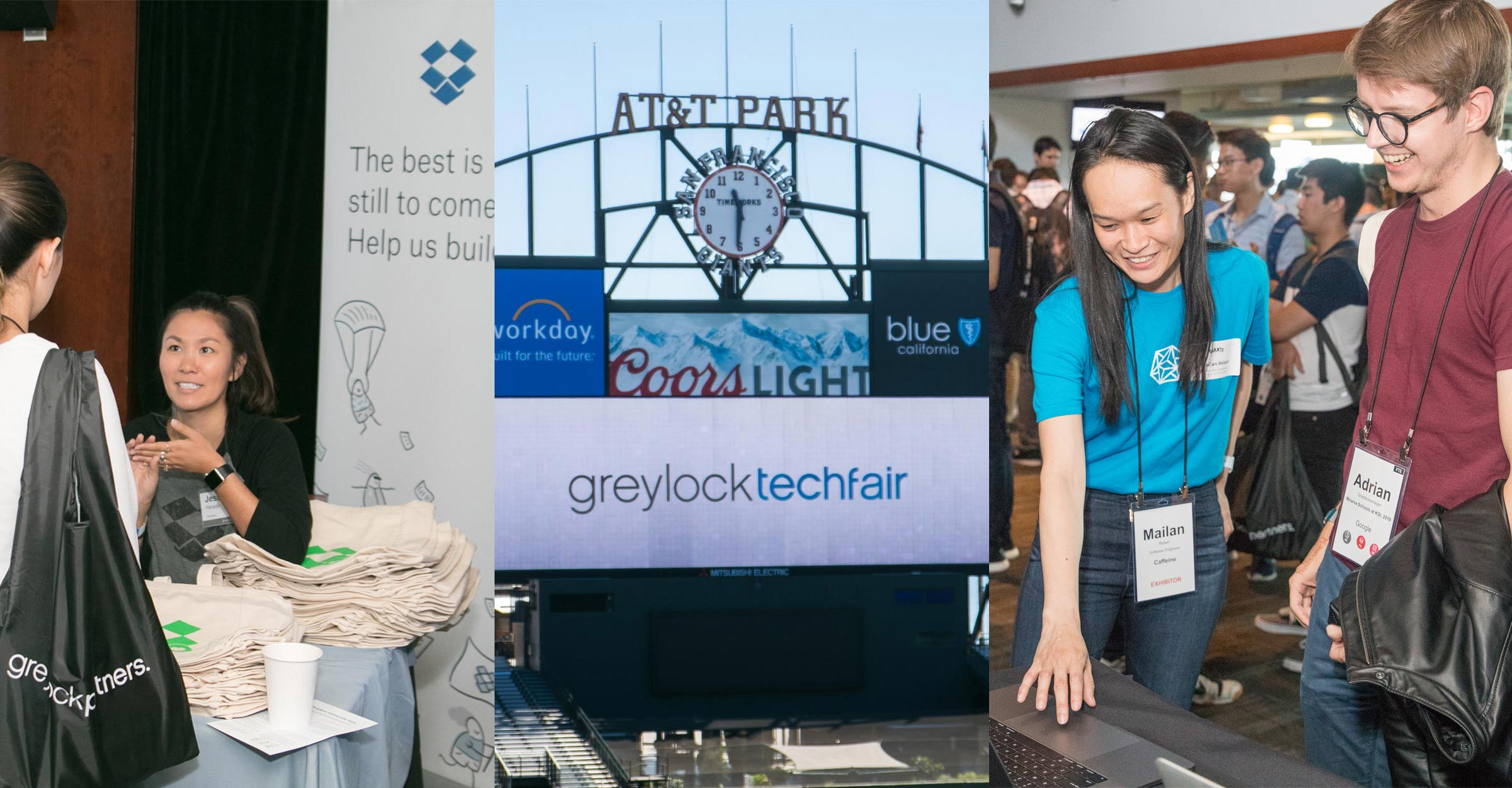 Greylock Techfair 2018 | 6 Years And Counting - Greylock