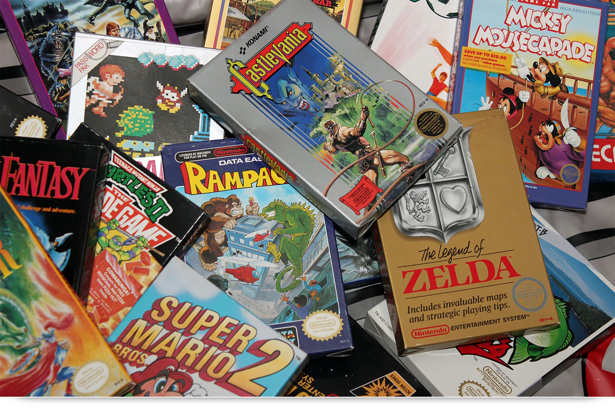 The Slow and Silent Death of the Video Game Manual - Super Jump