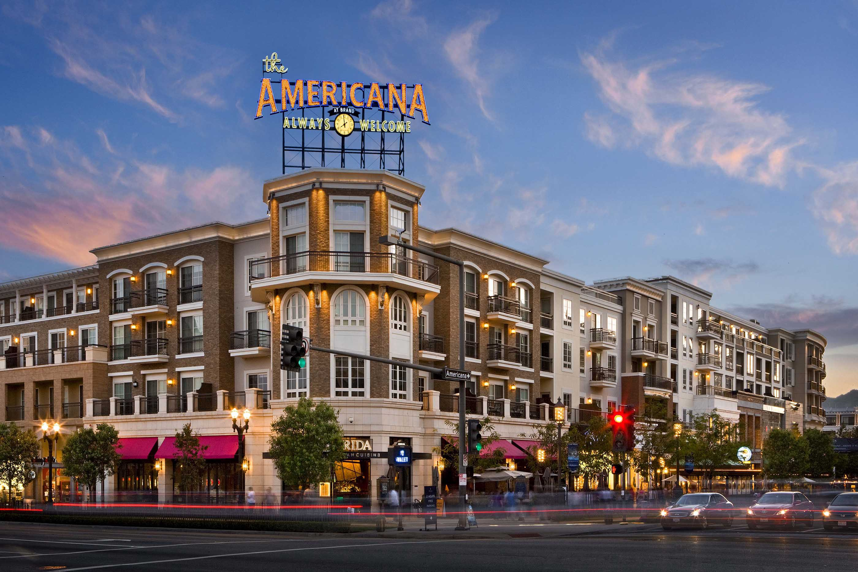 Americana At Brand >> There S Something About The Americana At Brand The Startup Medium