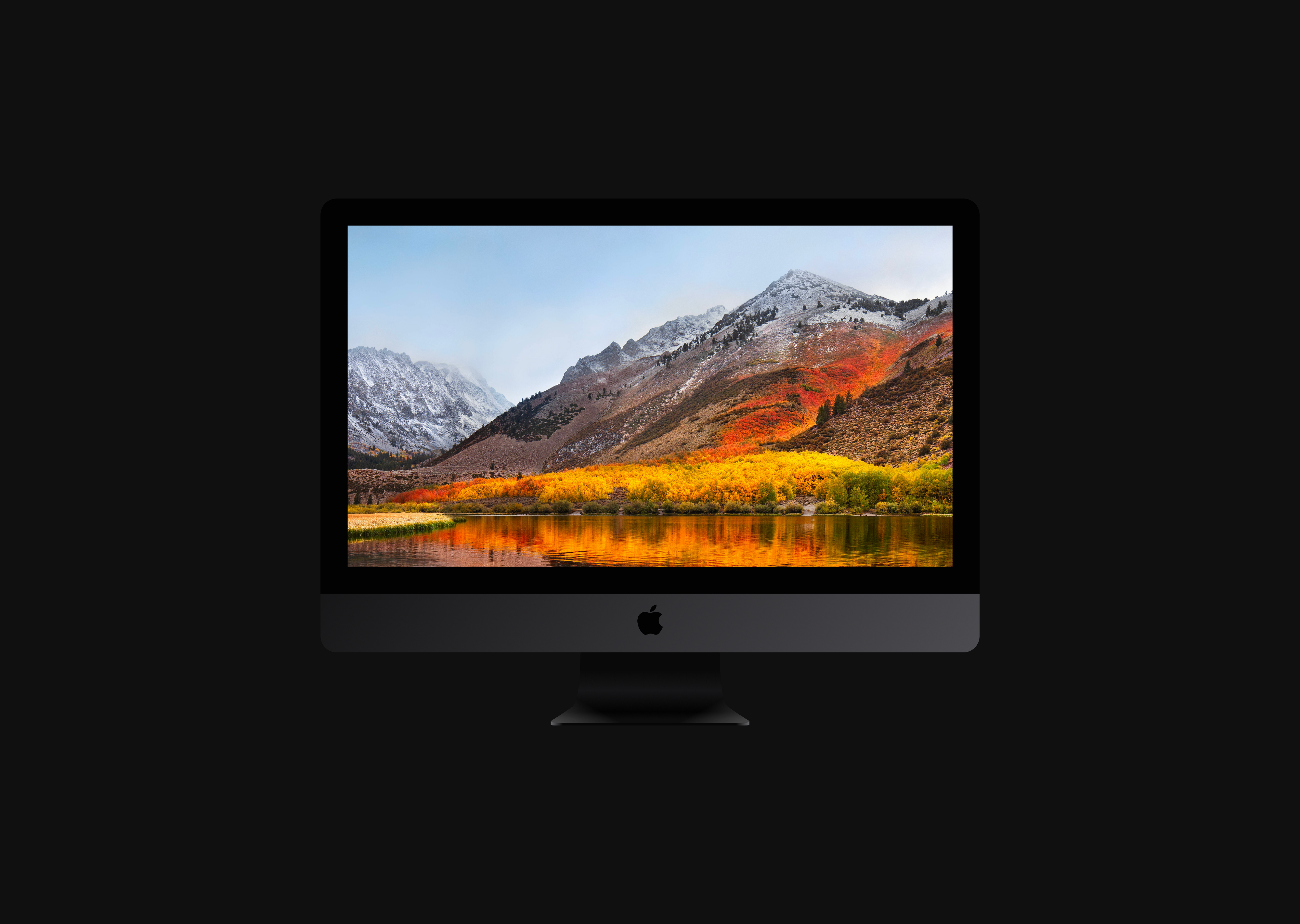 Download a FREE Sketch Mockup of the New 2017 iMac Pro