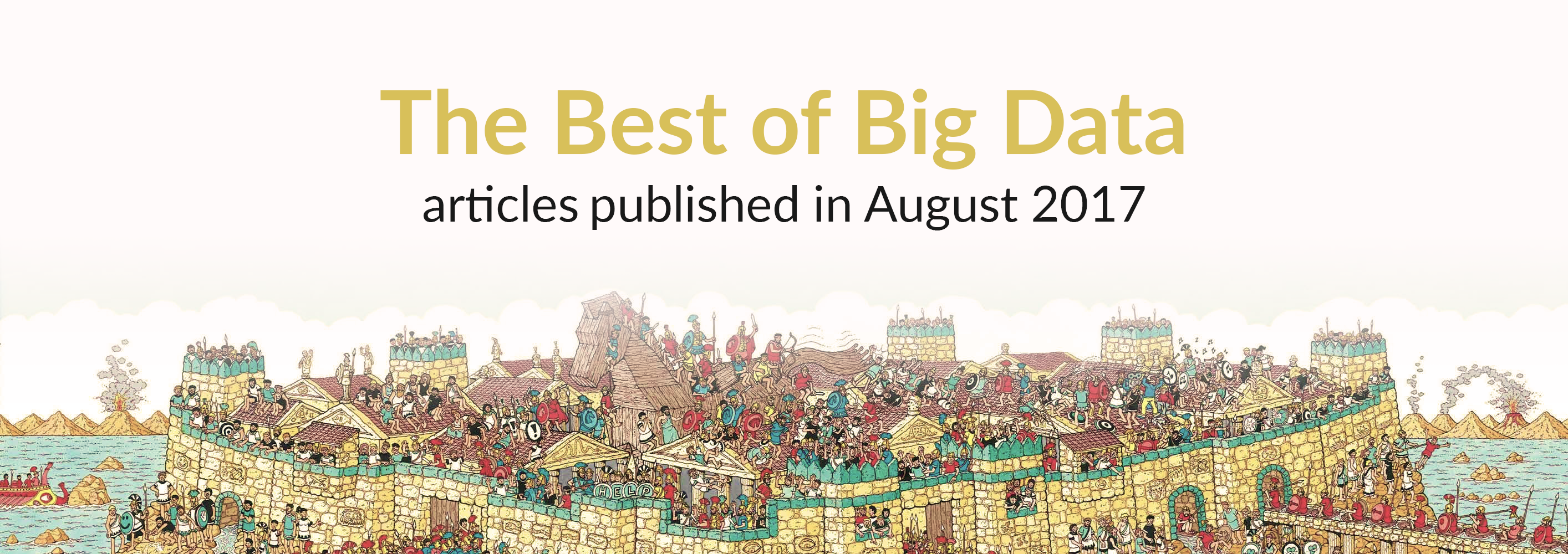 The Best of Big Data: New Articles Published This Month