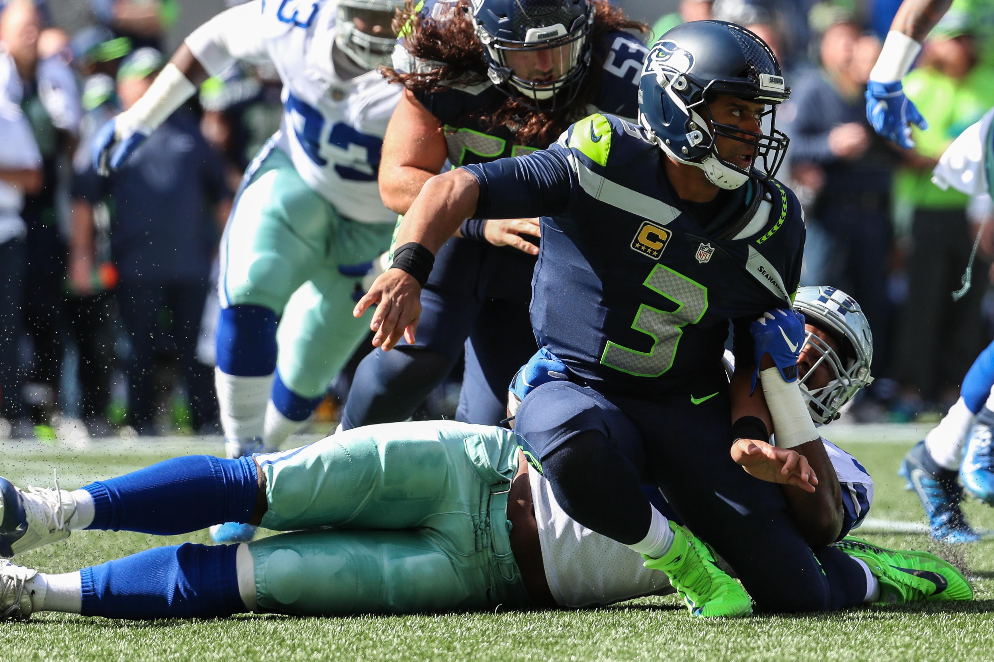 NFC Wild Card: SEA vs  DAL Game Day Thoughts - Just The West