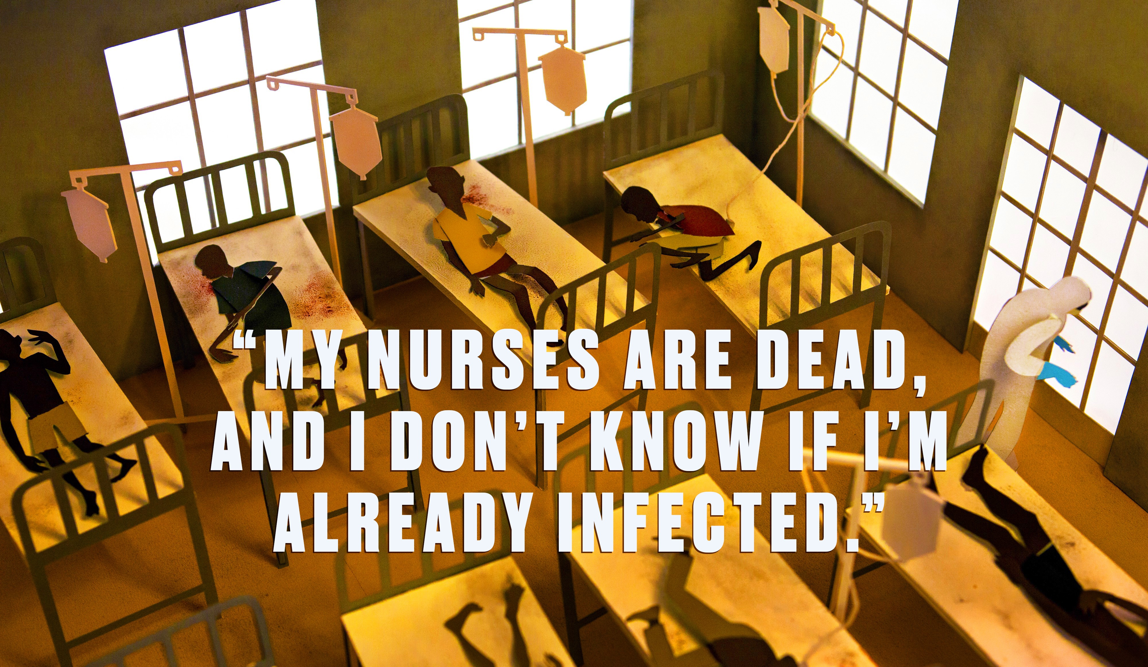 """I Don't Know if I'm Already Infected """" The Controversial Death of"""