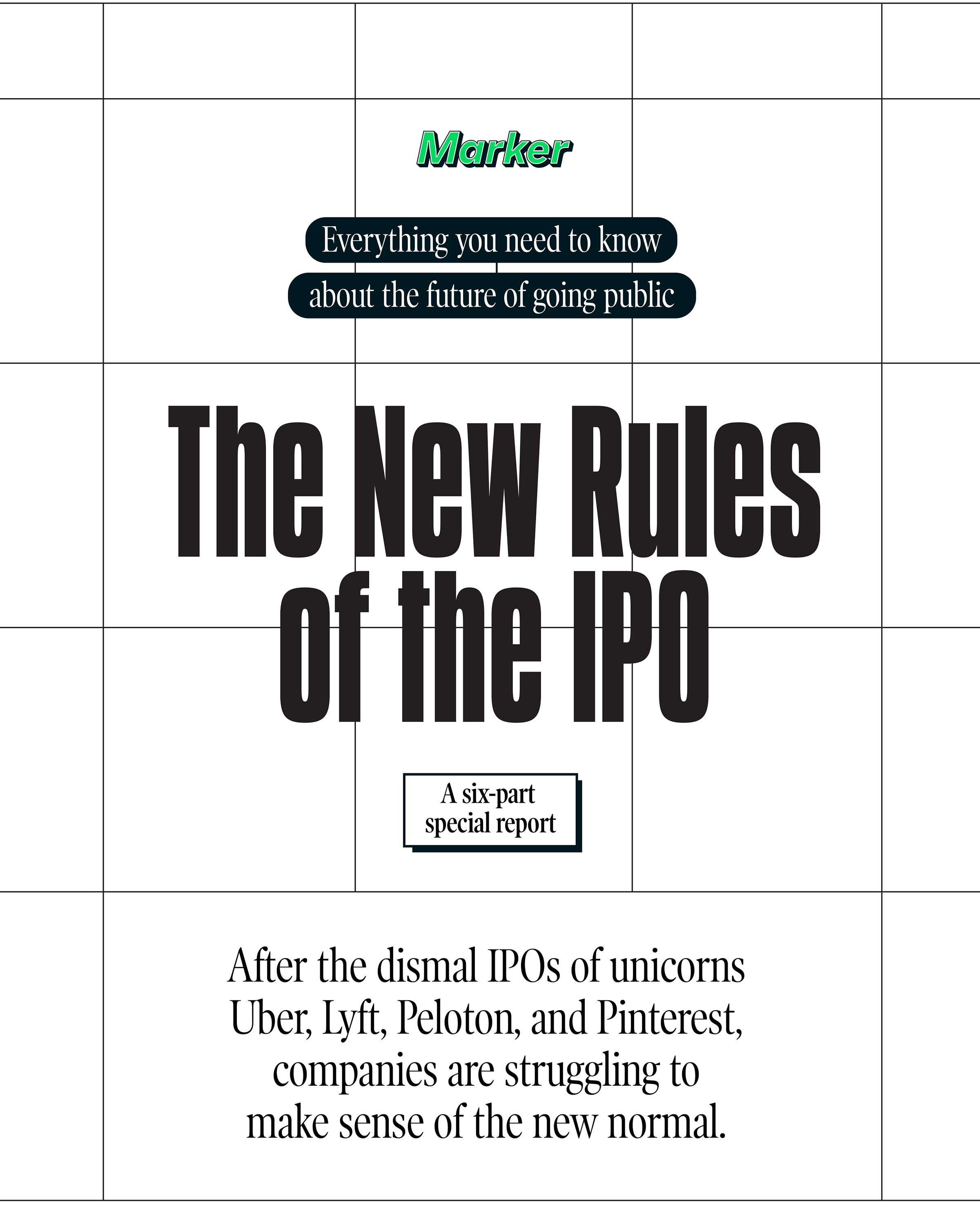 The New Rules Of The Ipo Marker