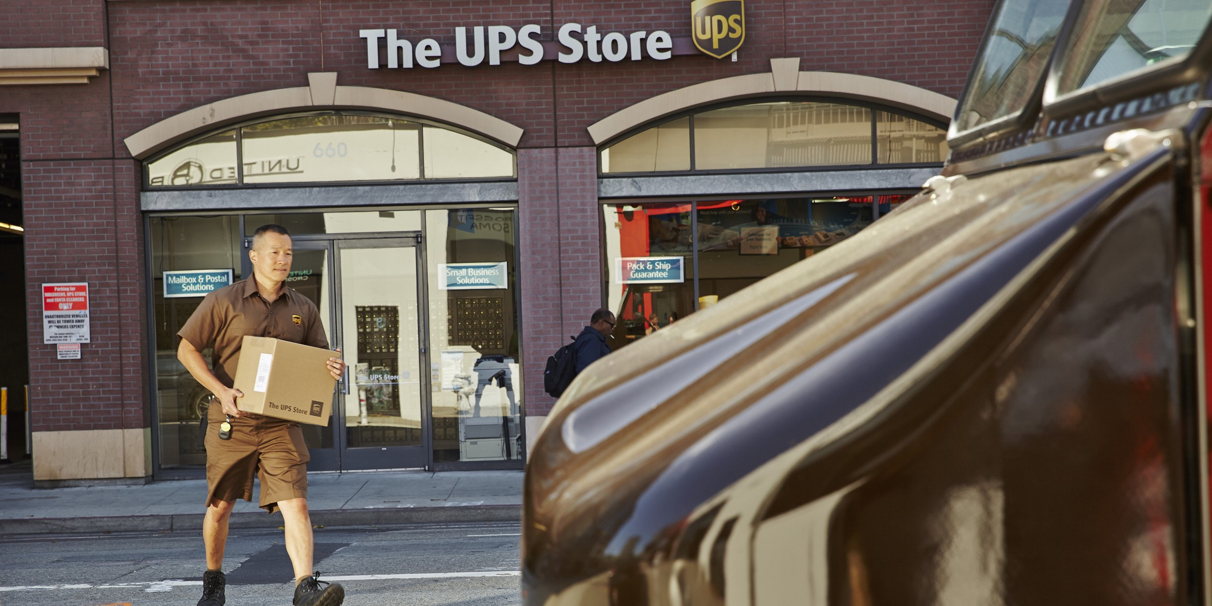 Why you can't trust UPS or the UPS Store - Christian Wardlaw