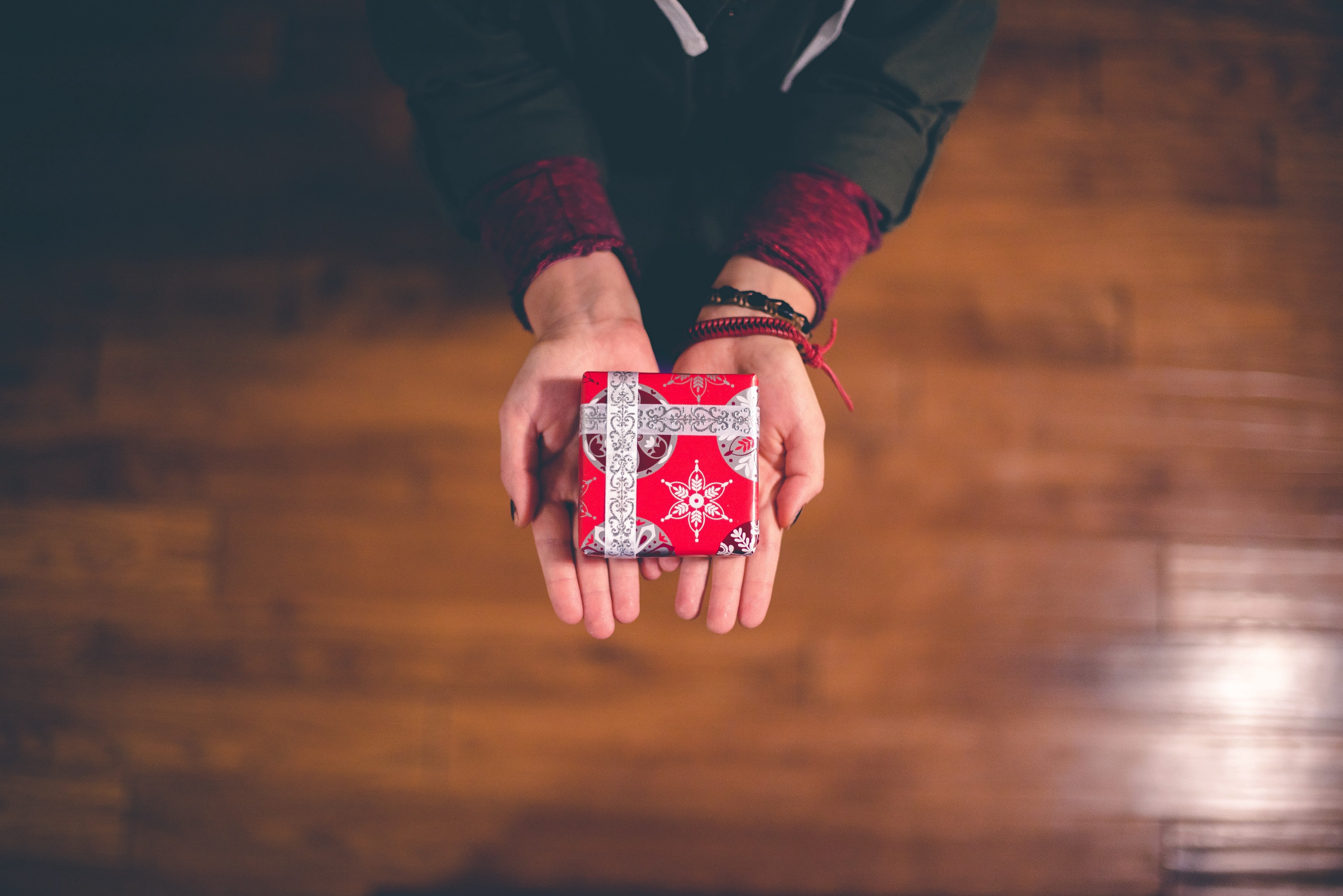 The importance of giving over receiving
