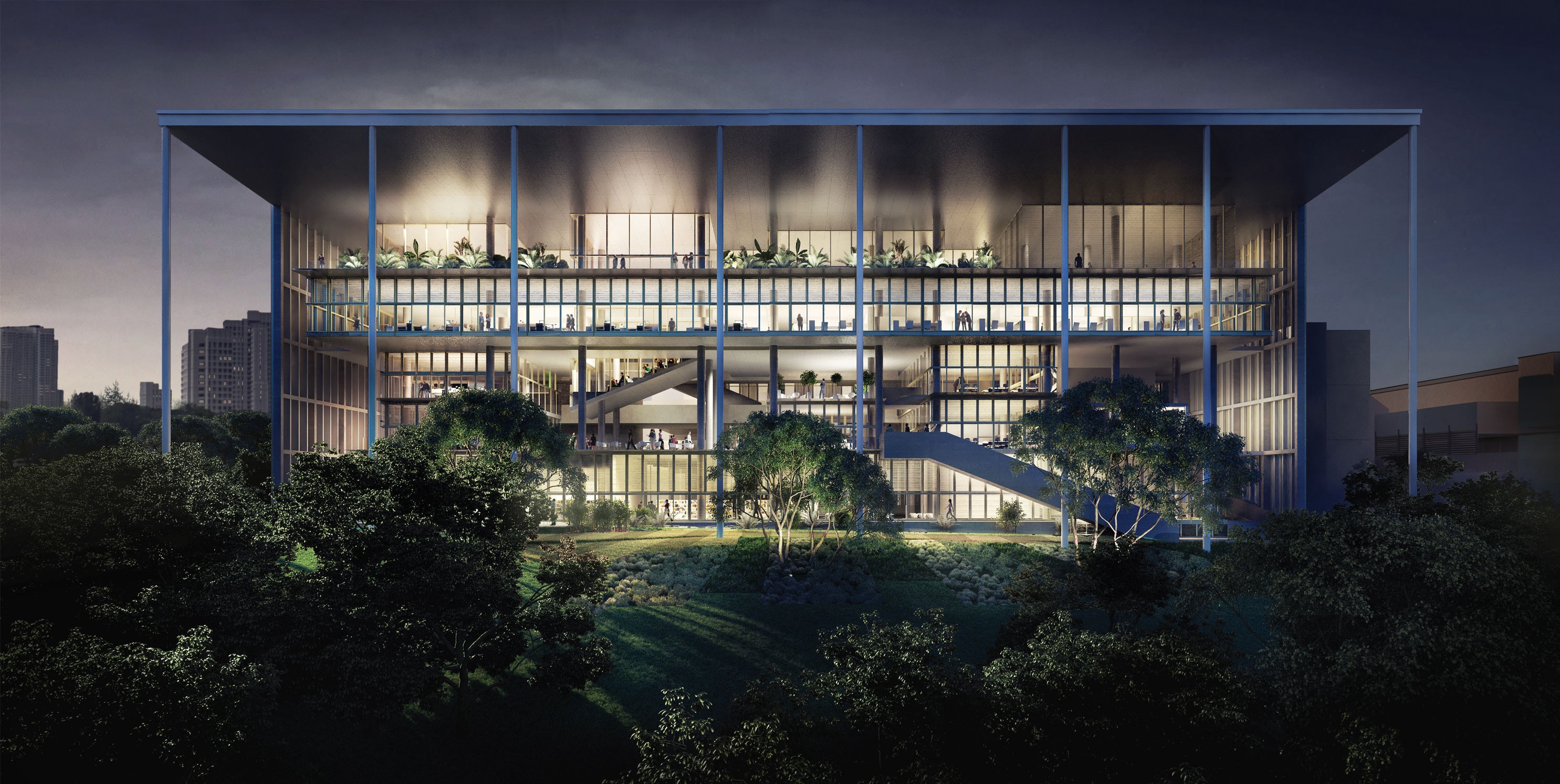 SDE4 | School of Design and Environment, National University of Singapore (NUS), Singapore | Surbana Jurong Consultants