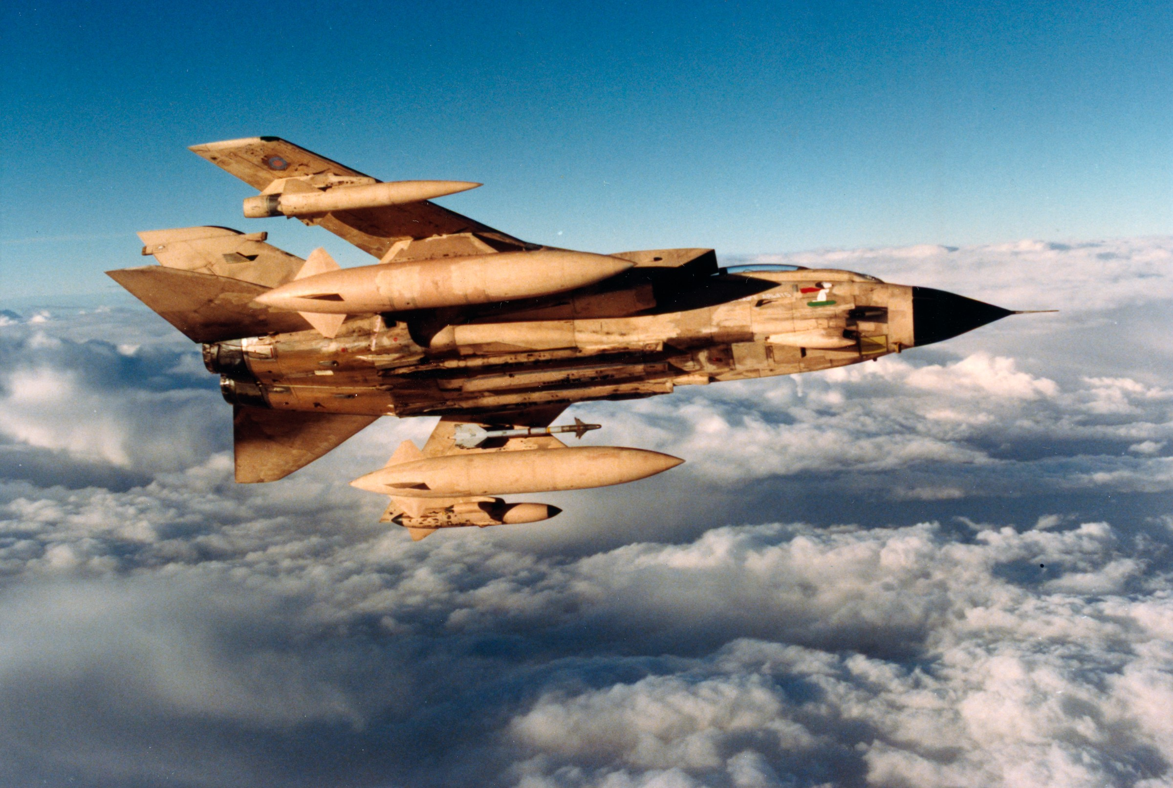 Operation Granby and the Dawn of Precision in the Royal Air