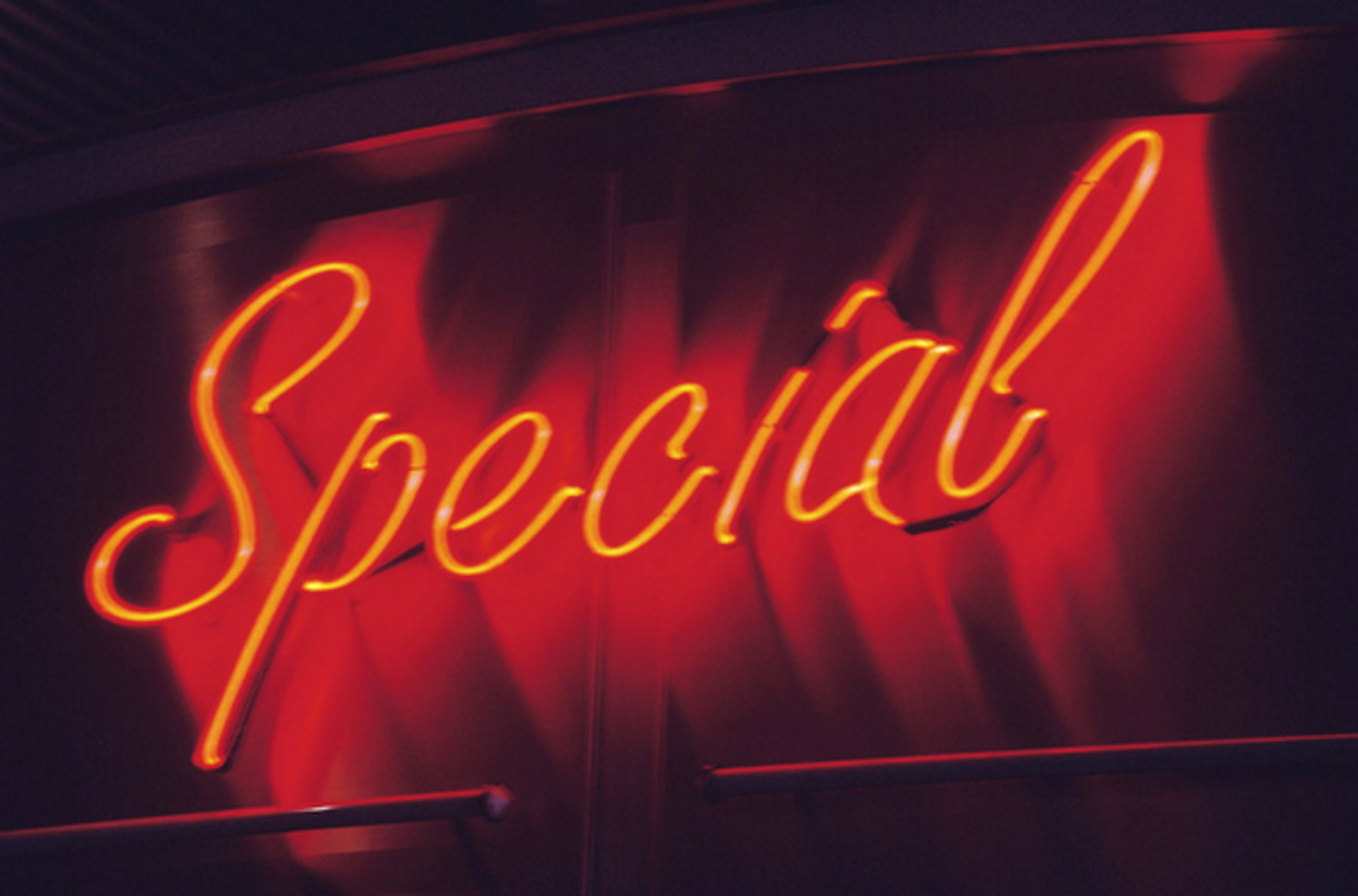special (sign)