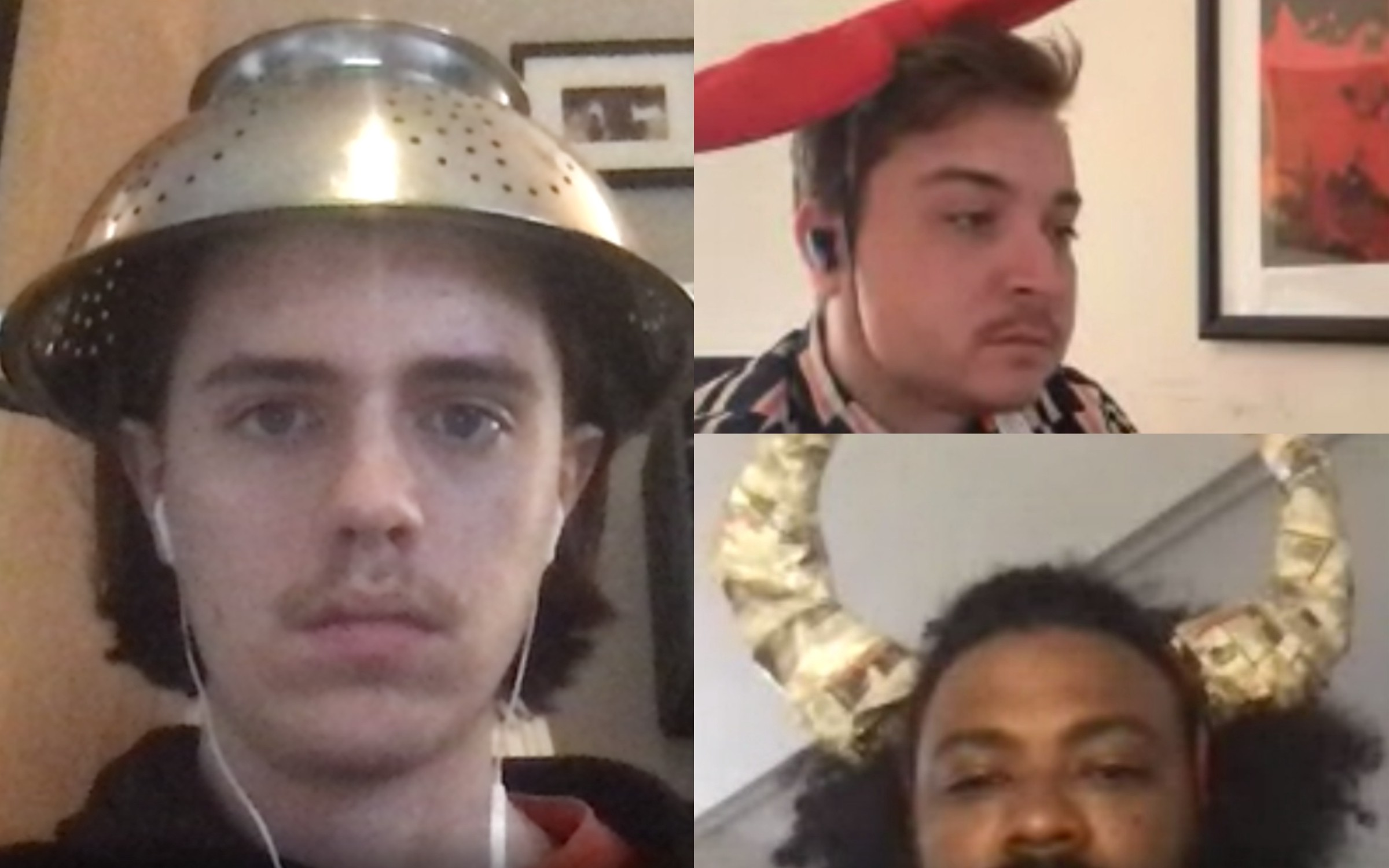 Pro Tip Wear Silly Hats In Your Coronavirus Video Meetings