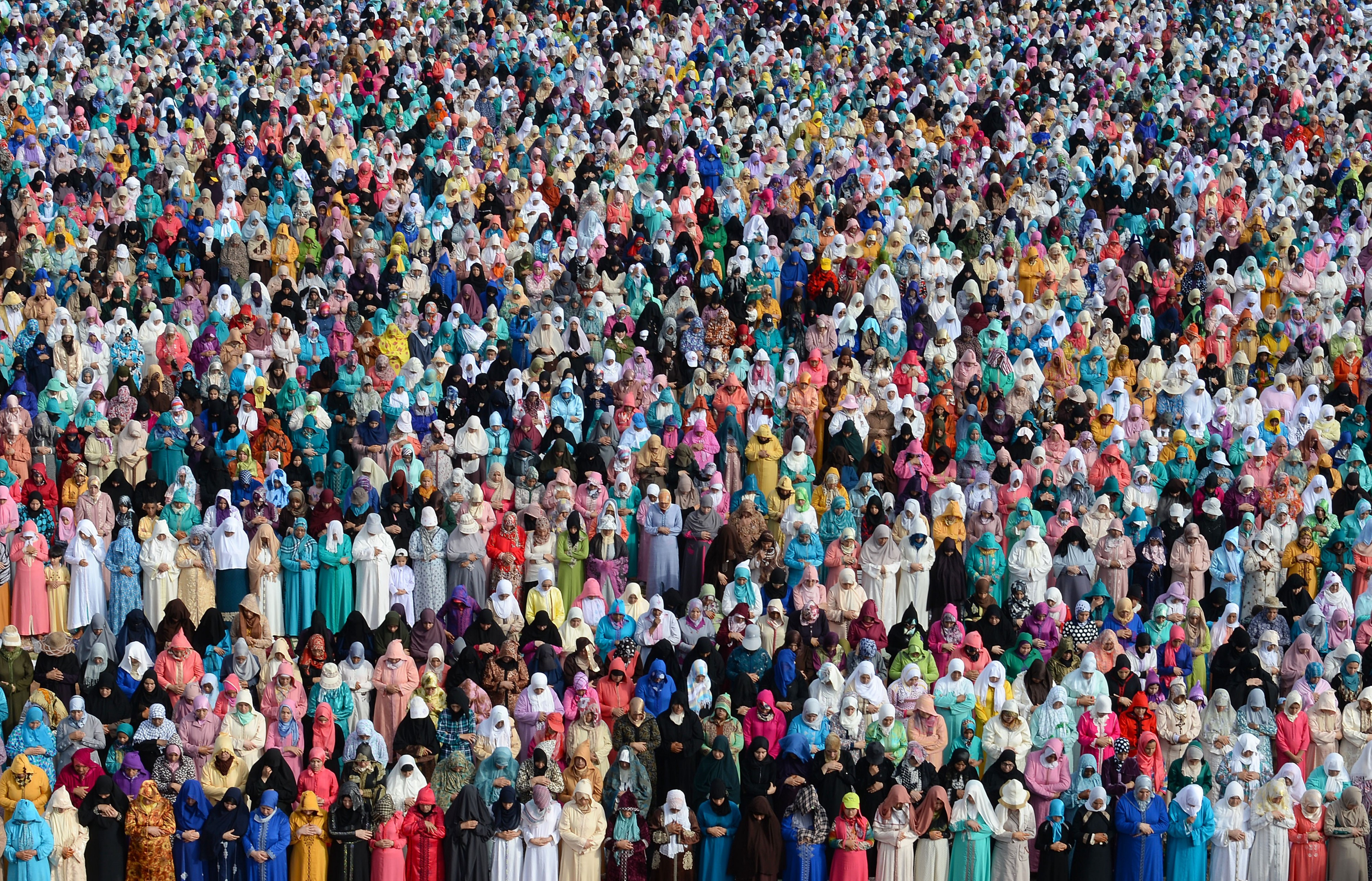What Does It Mean To Be A Muslim Woman In The Modern World?