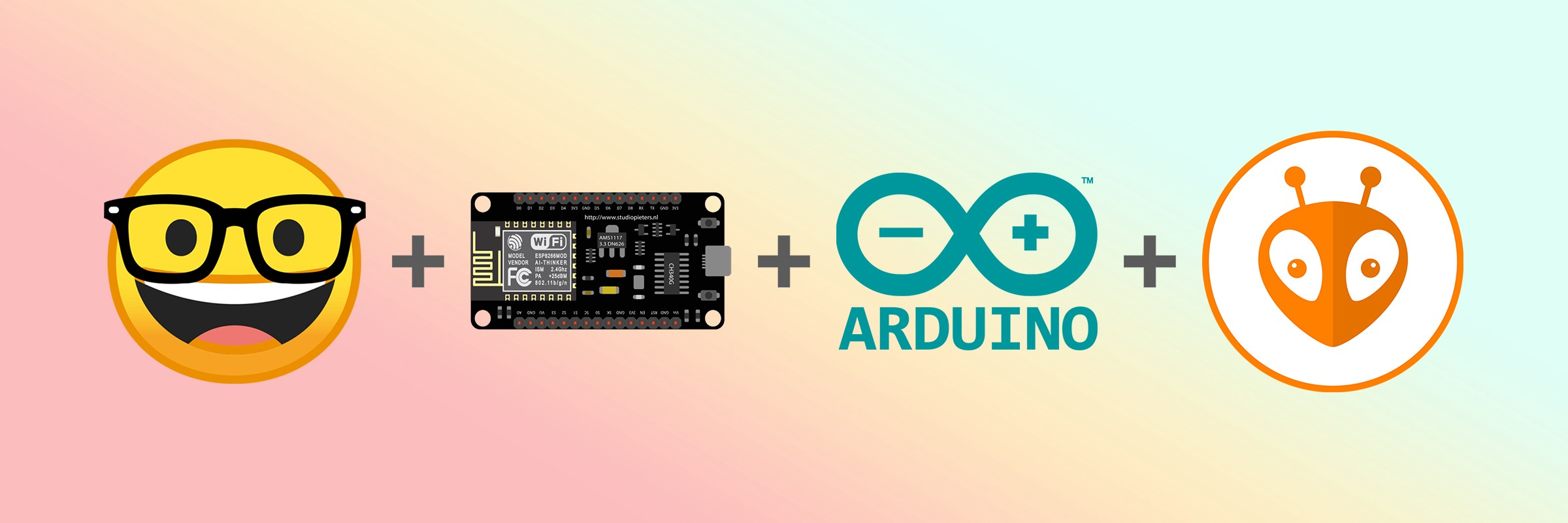 Quick start with NodeMCU v3 (ESP8266), Arduino ecosystem and
