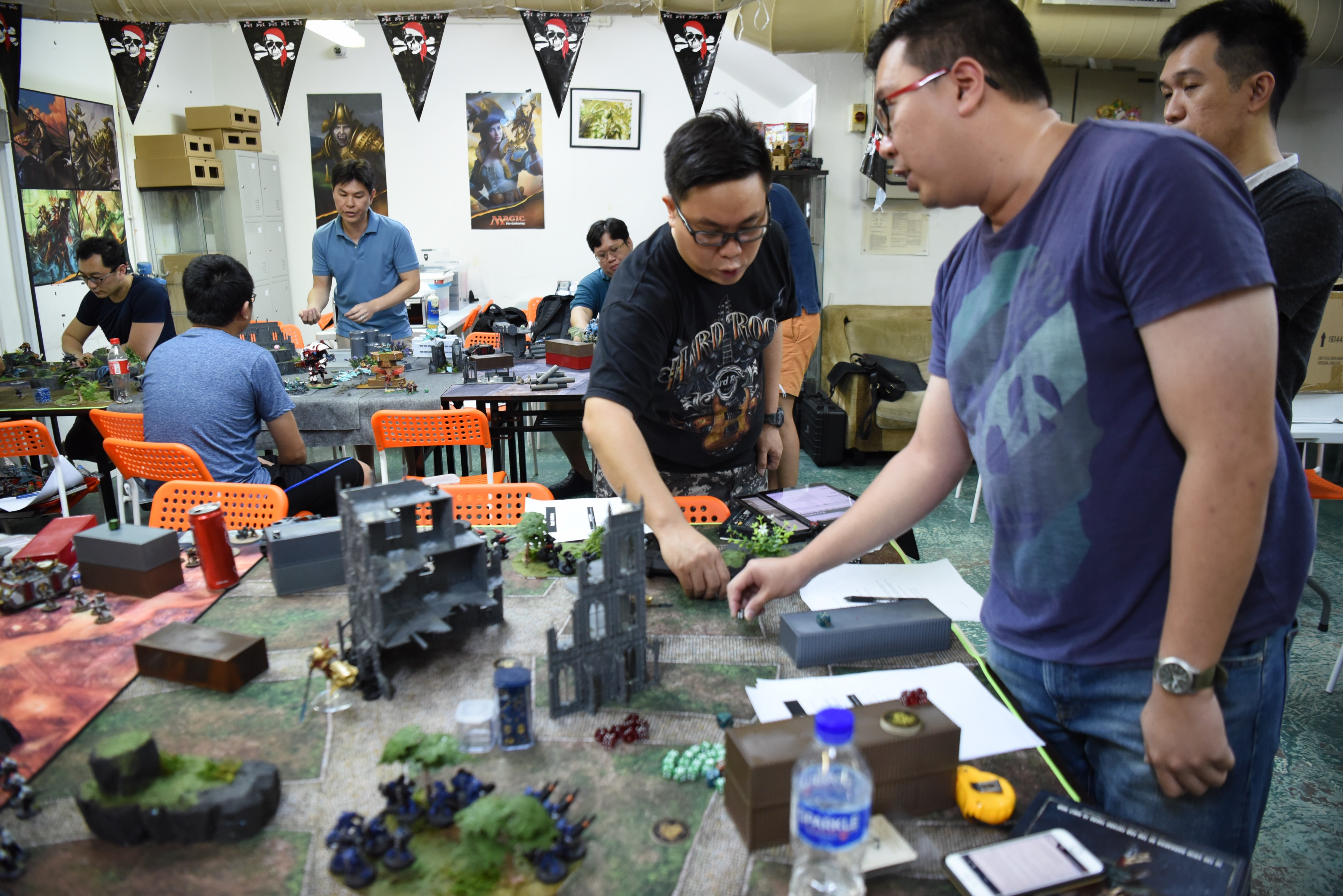 Generals of miniatures: The resurgence of Singapore's Warhammer