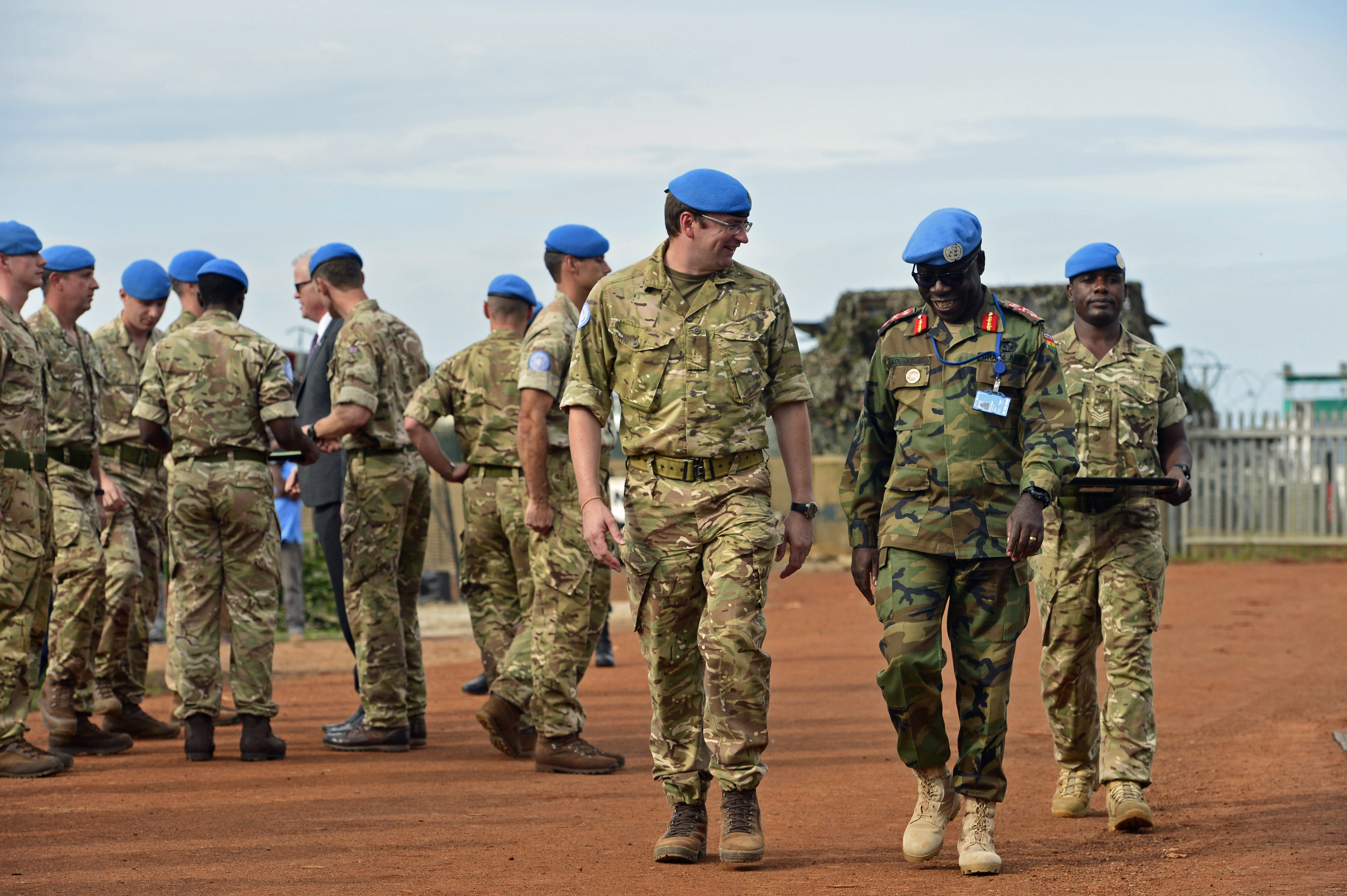 Keeping the peace: Upgrading defence in South Sudan — Part 2