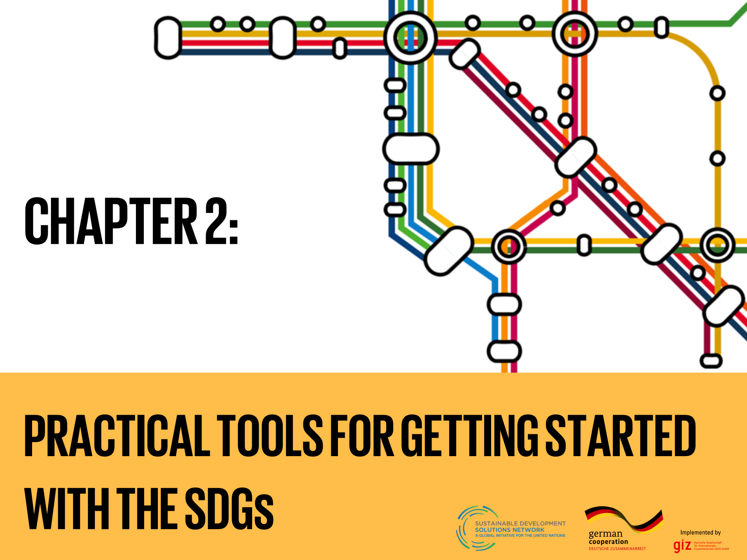 Subway Map Wall Art Endpoints.Chapter 2 Practical Tools For Getting Started With The Sdgs