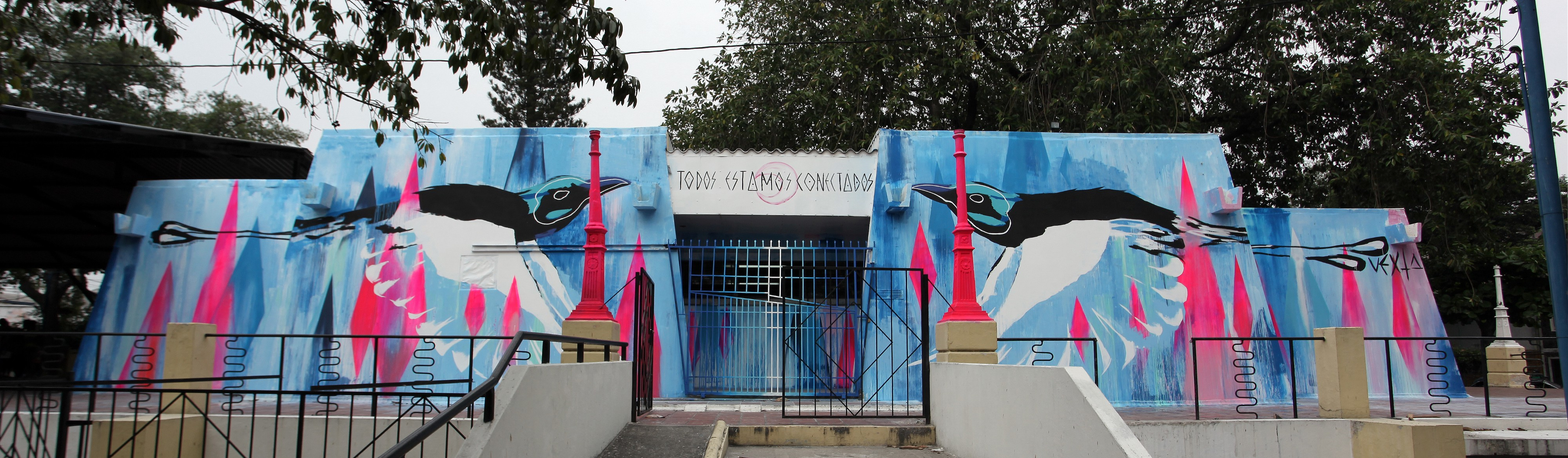 Pupusas and Paint: A Creative Path to Food Security in El Salvador
