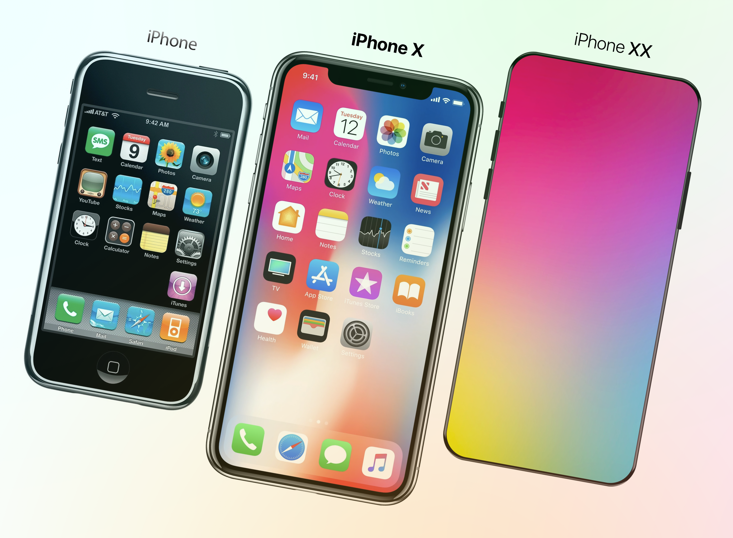 Iphone Xx Futurology Thinking About A 20th Anniversary Apple By Mike Rundle Medium