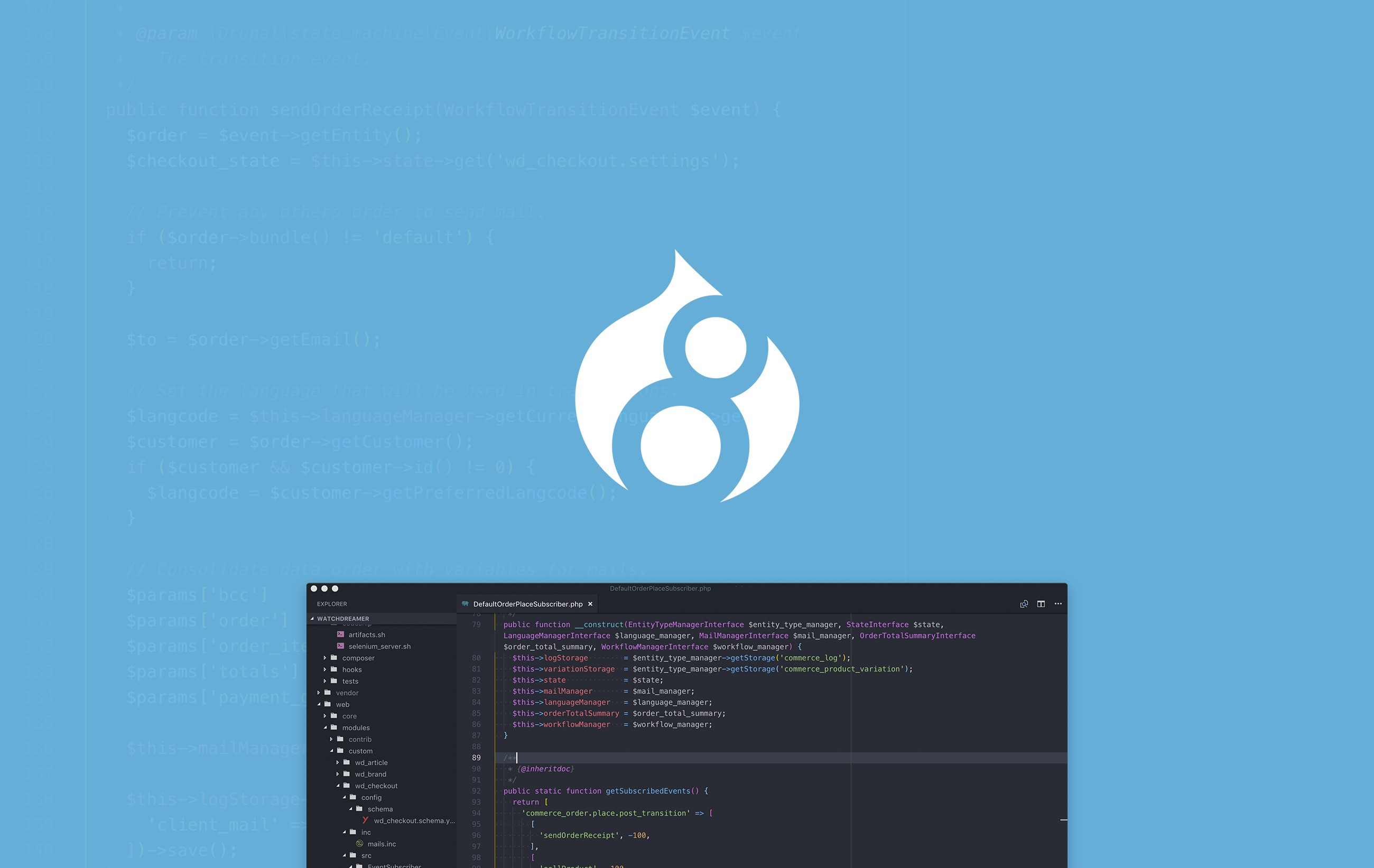 Set up workflows with State Machine on Drupal Commerce 2 x
