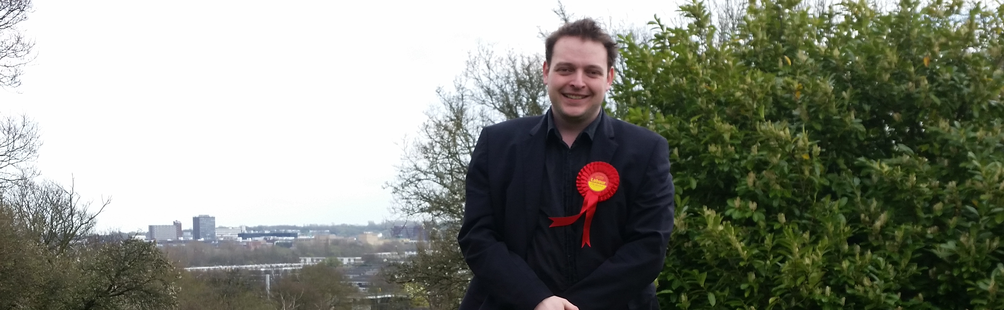 Meet Andrew Gordon, living with schizophrenia and a UK Labour party