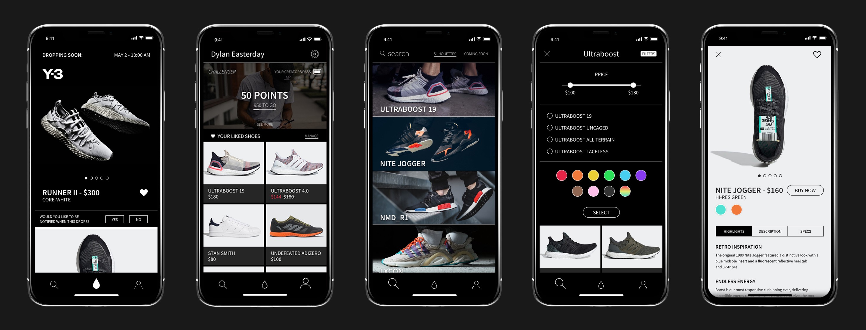 Creating a better sneaker buying experience — Adidas case study