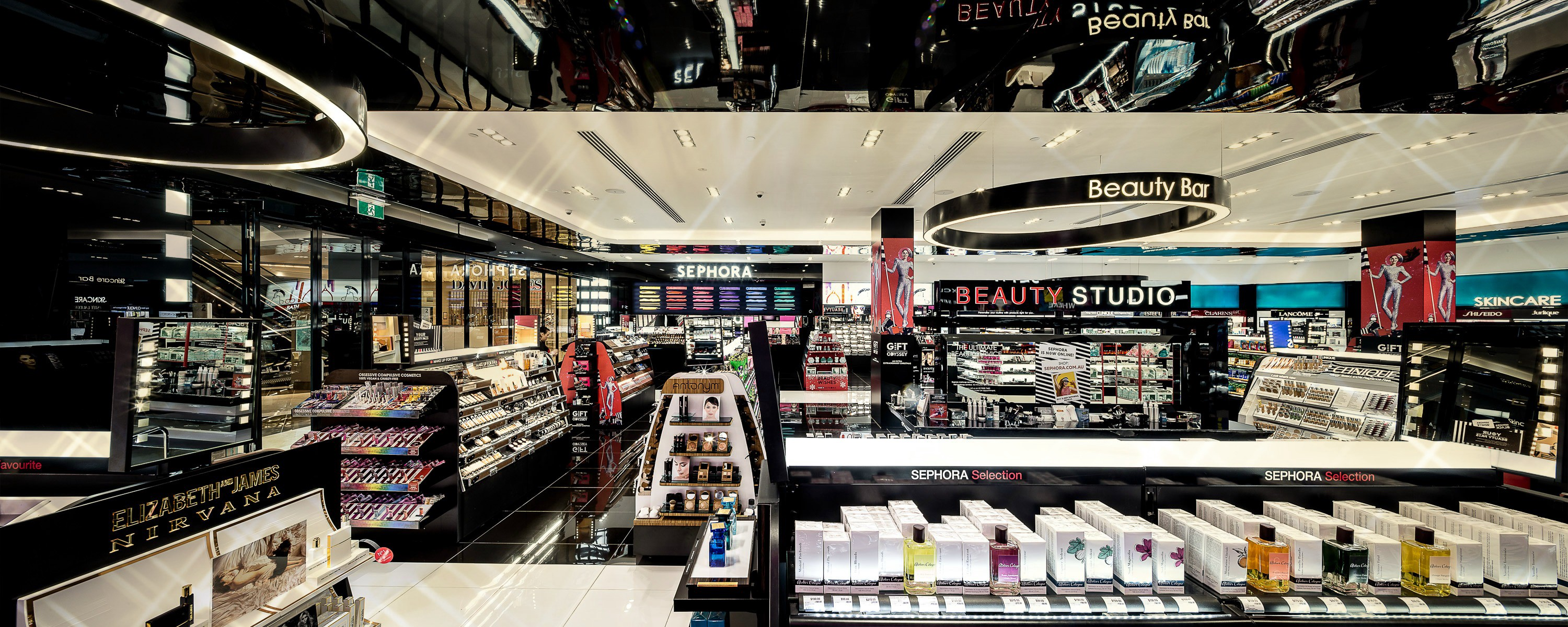 Sephora Opens At Causeway Point - First 100 In Line To Get