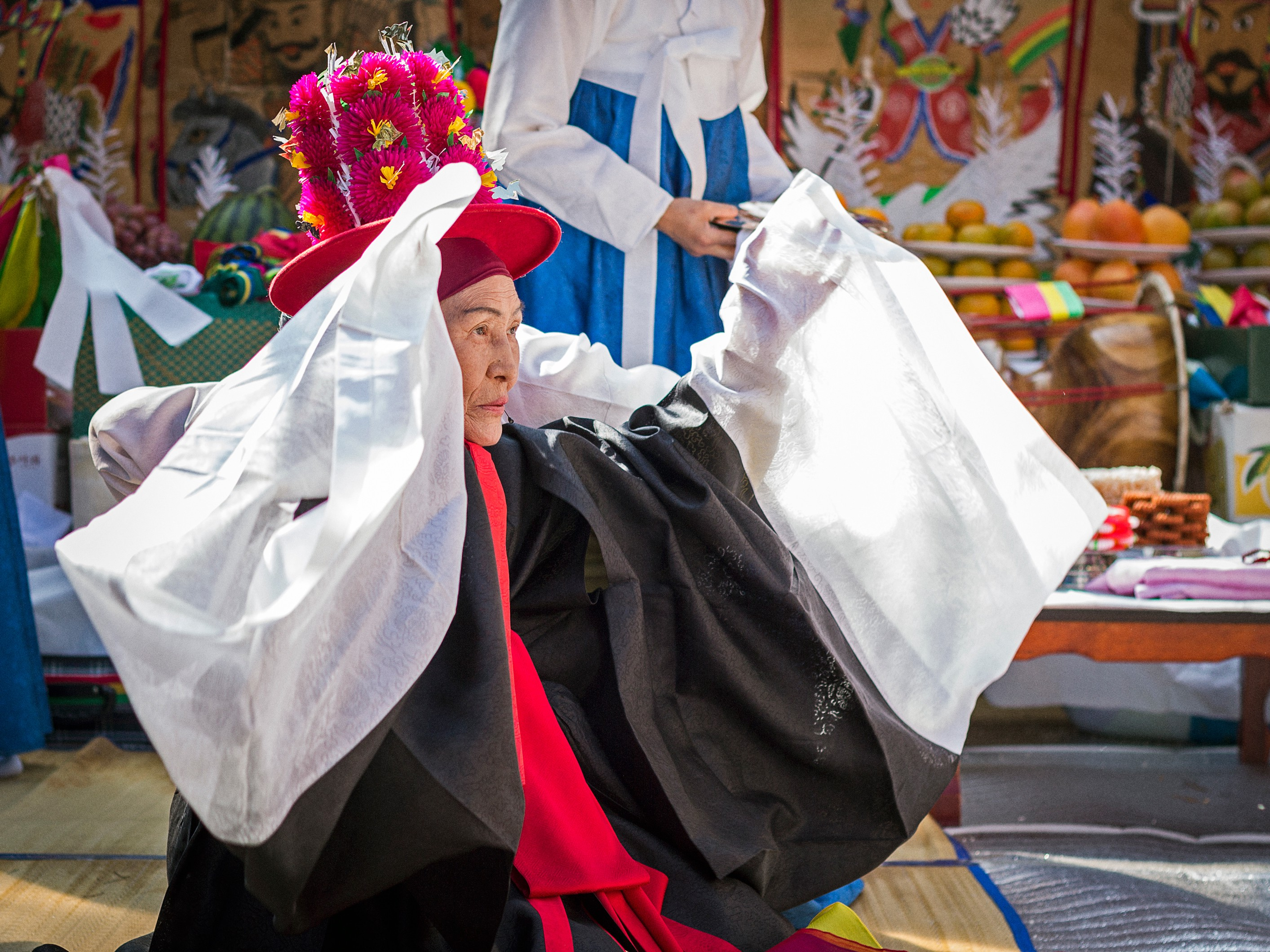 In 21st-century Korea, shamanism is not only thriving — but evolving