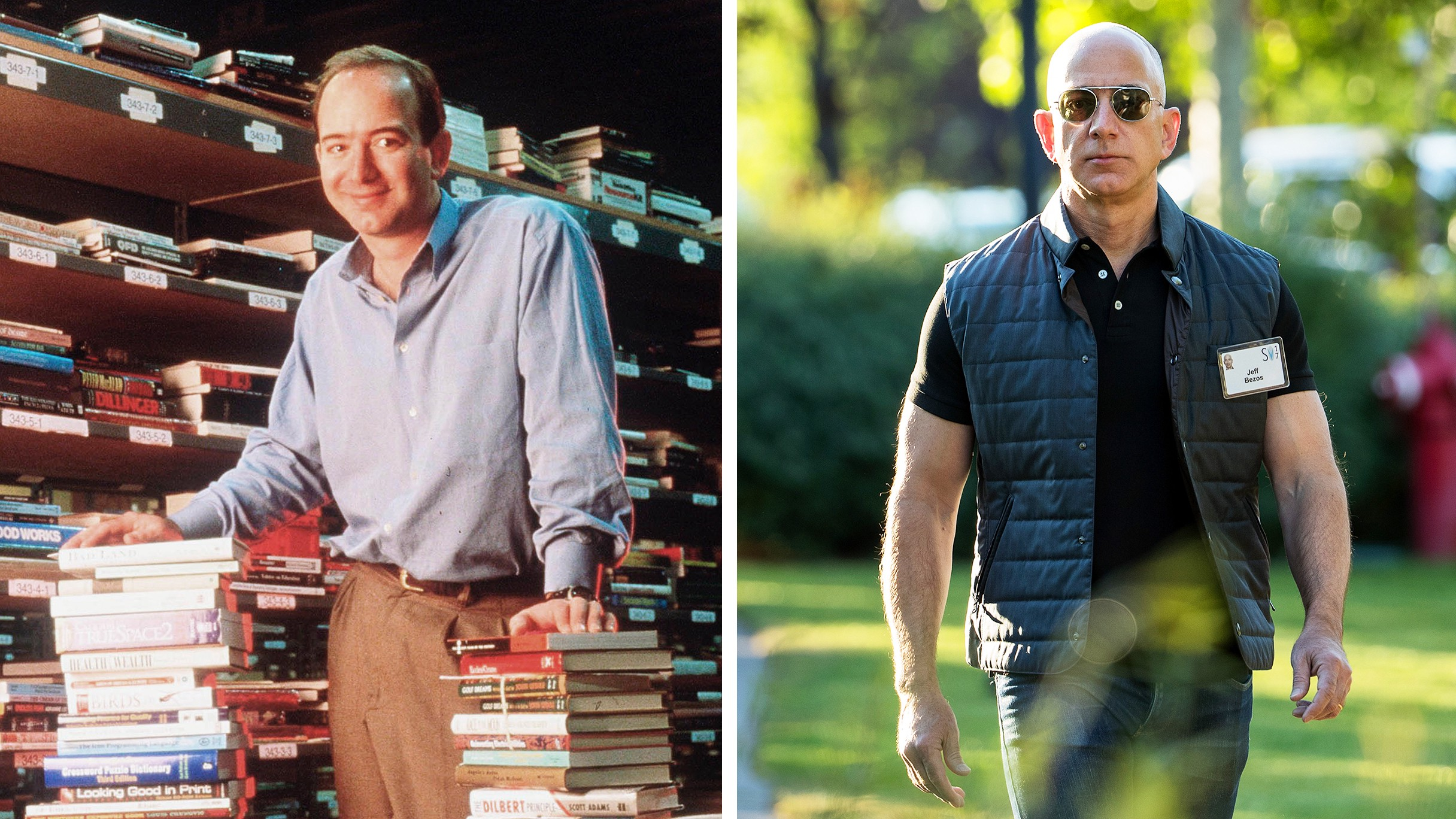 There are six main winning traits that have defined Jeff Bezos and Amazon's success over the last 25 years