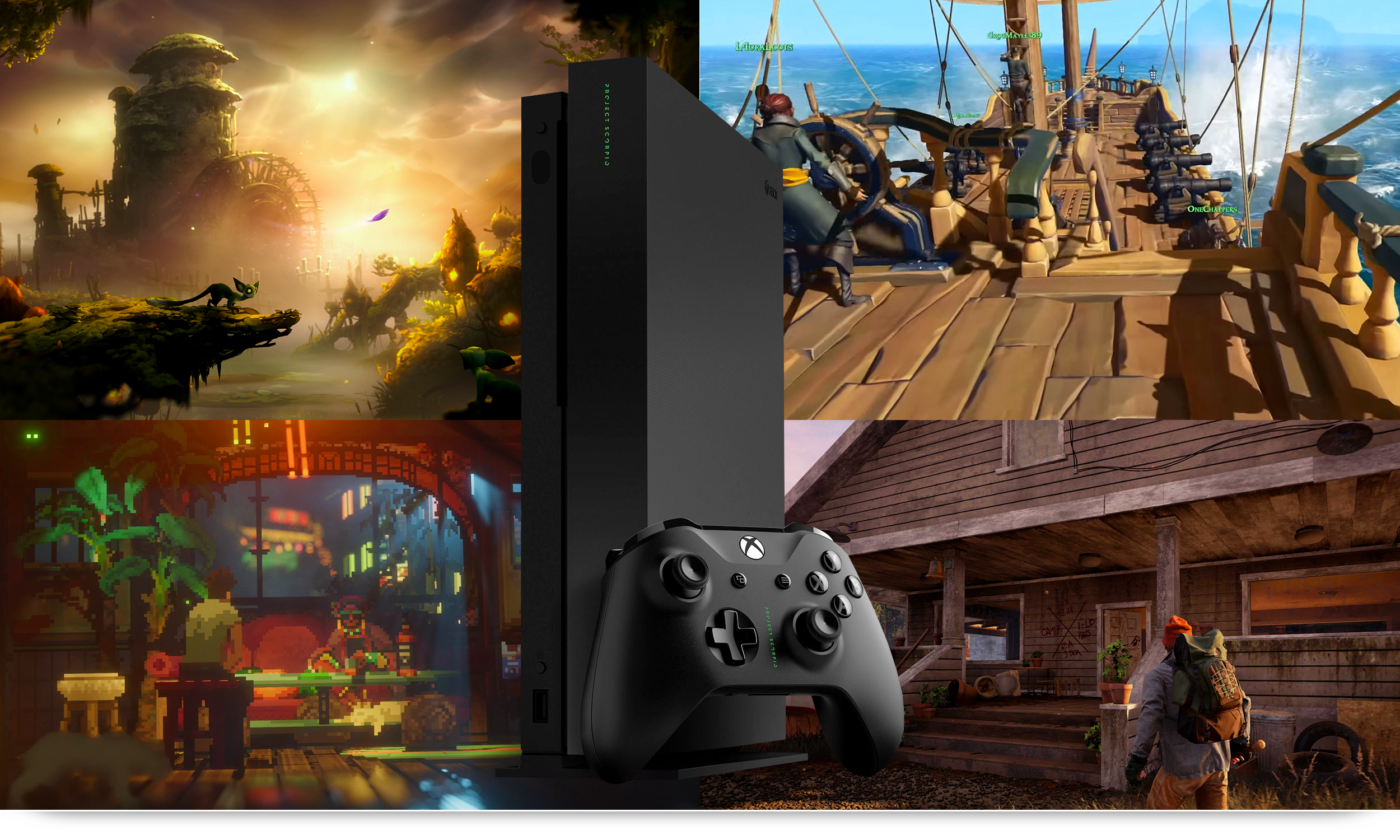 Top 10 Xbox One Games Confirmed for 2018 - Super Jump Magazine - Medium