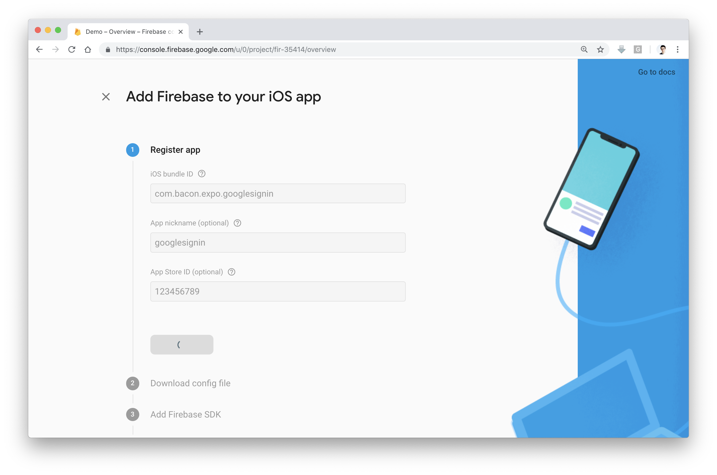 React Native Google Sign-In with Expo - Exposition