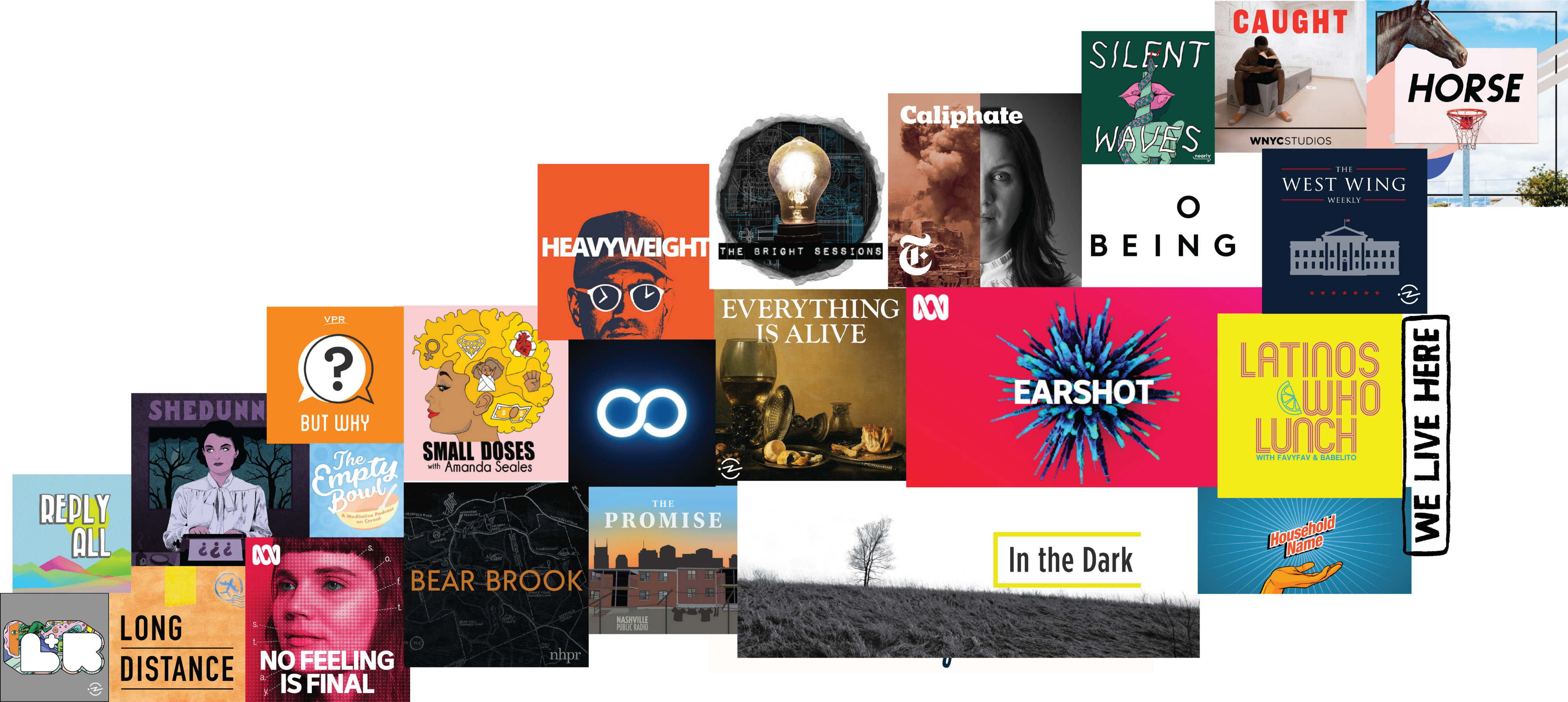 100 Outstanding Podcasts of 2018 - Bello Collective