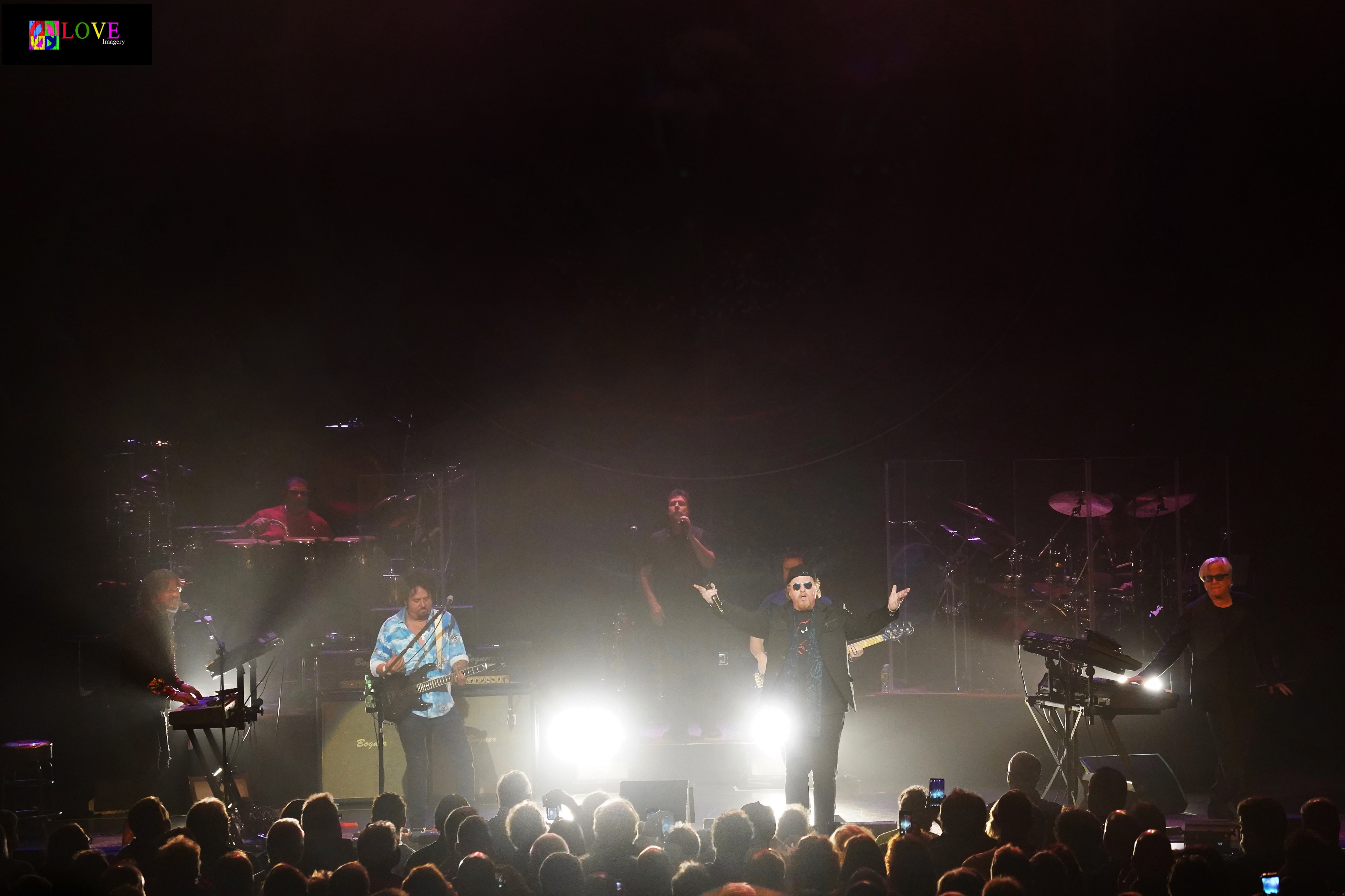 """Freakin' Amazing!"""" Toto LIVE! at New Brunswick's State Theatre"""