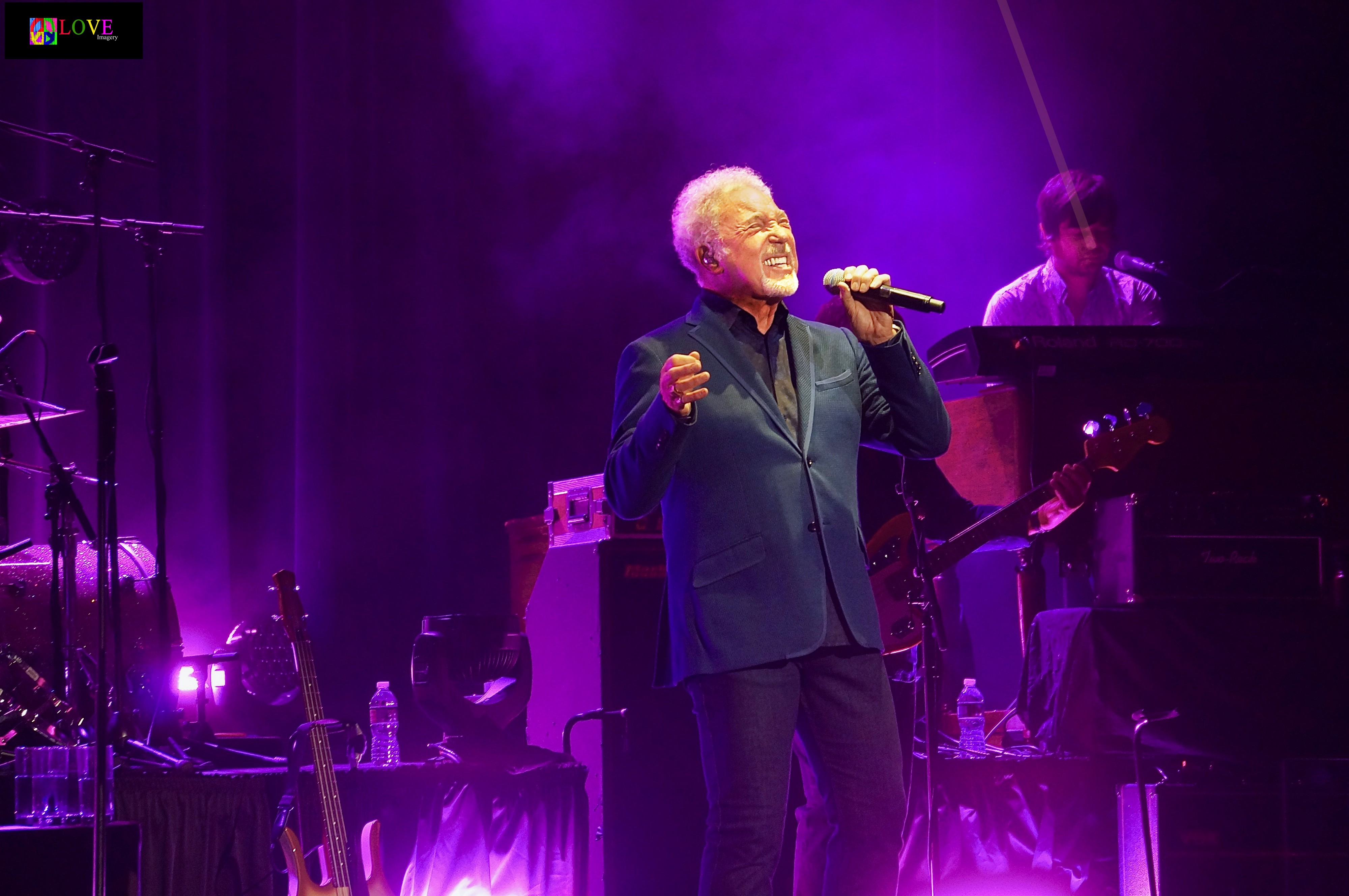 """One of the Best Concerts I've Ever Seen!"""" Tom Jones LIVE! at BergenPAC"""