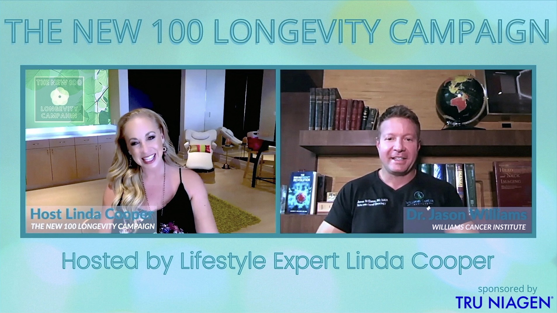 THE HIDDEN TRUTH ABOUT CANCER TREATMENT- EP6 THE NEW 100 LONGEVITY CAMPAIGN