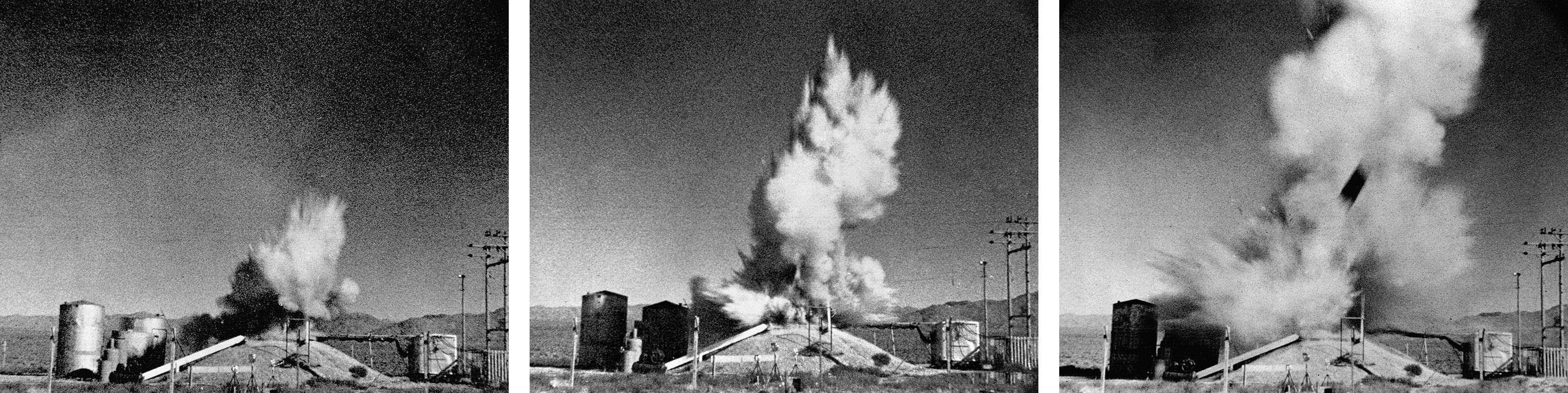 The first fatal nuclear meltdown in the U S  happened in 4 milliseconds