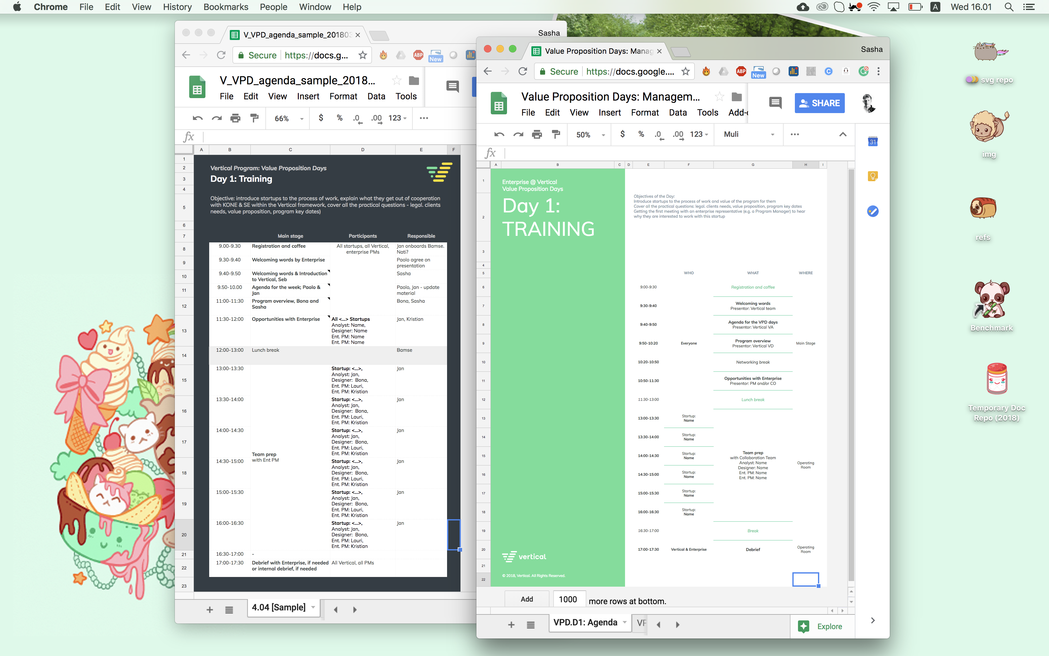 Spreadsheets Are Beautiful 5 Tips On How To Keep Brand Consistent By Sasha Is Sasha Medium