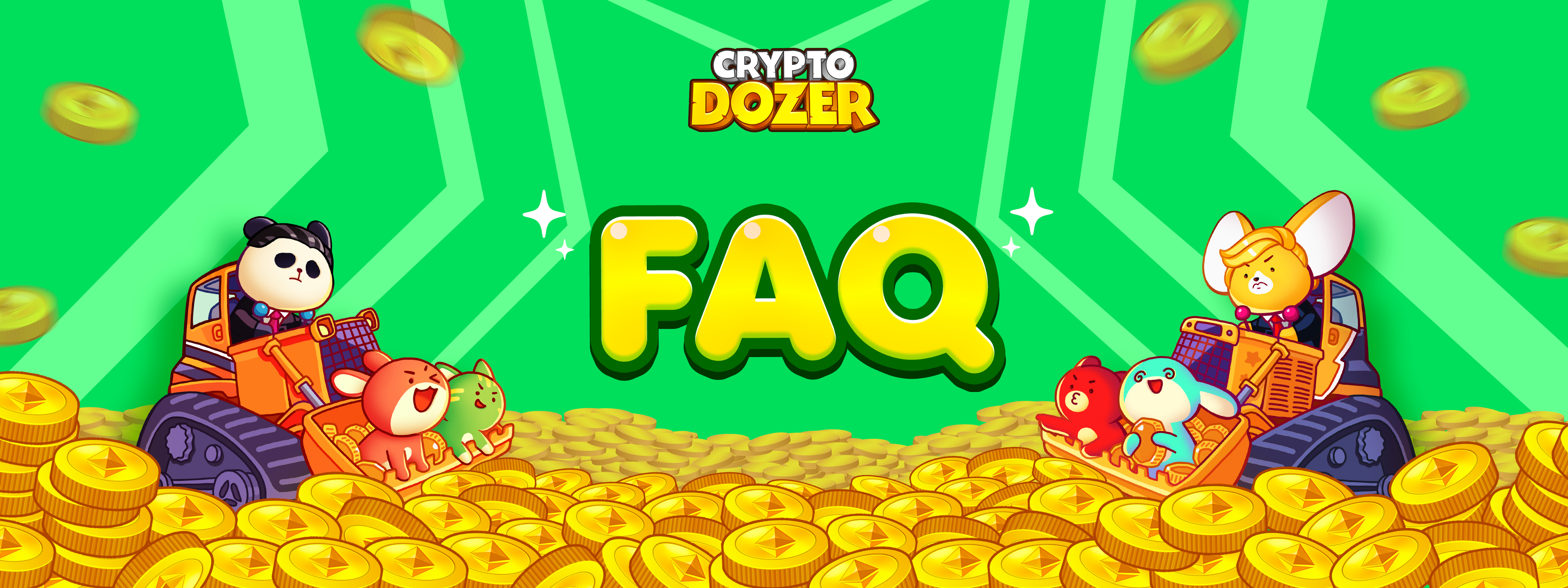 CryptoDozer 101: FAQ - PlayDapp - Medium