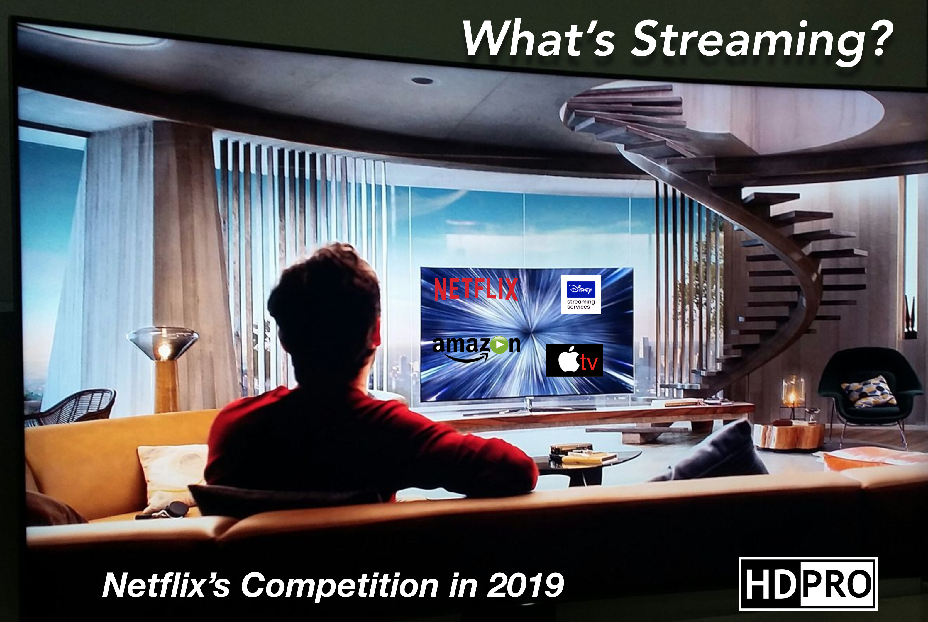 Netflix Has Got Competition For 2019 - High-Definition Pro - Medium
