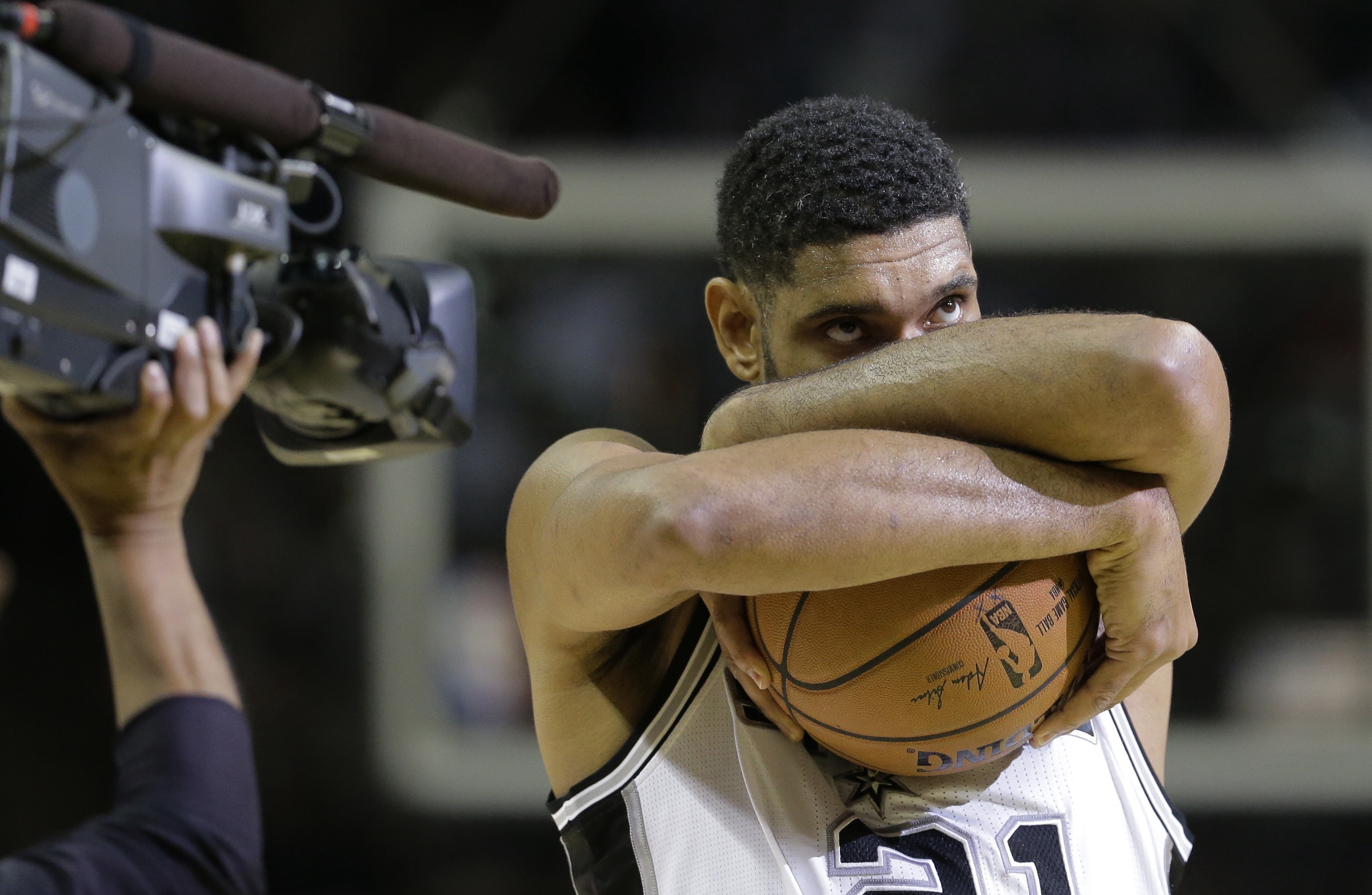 Yes, It's True: Tim Duncan Was Grossly Underrated - The Cauldron